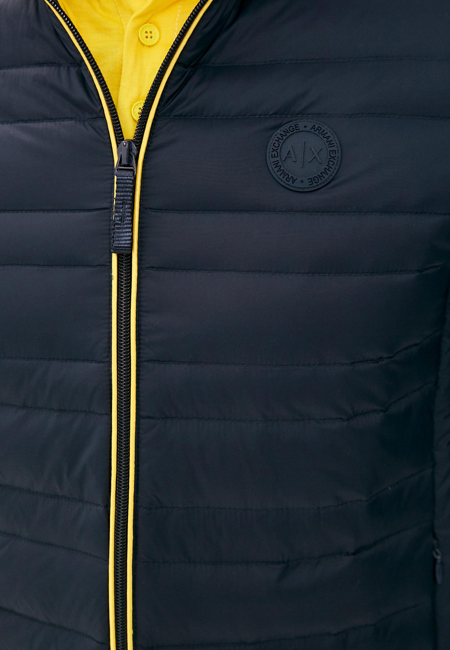 Утепленная куртка Armani Exchange 8NZB51 ZNW3Z: изображение 6
