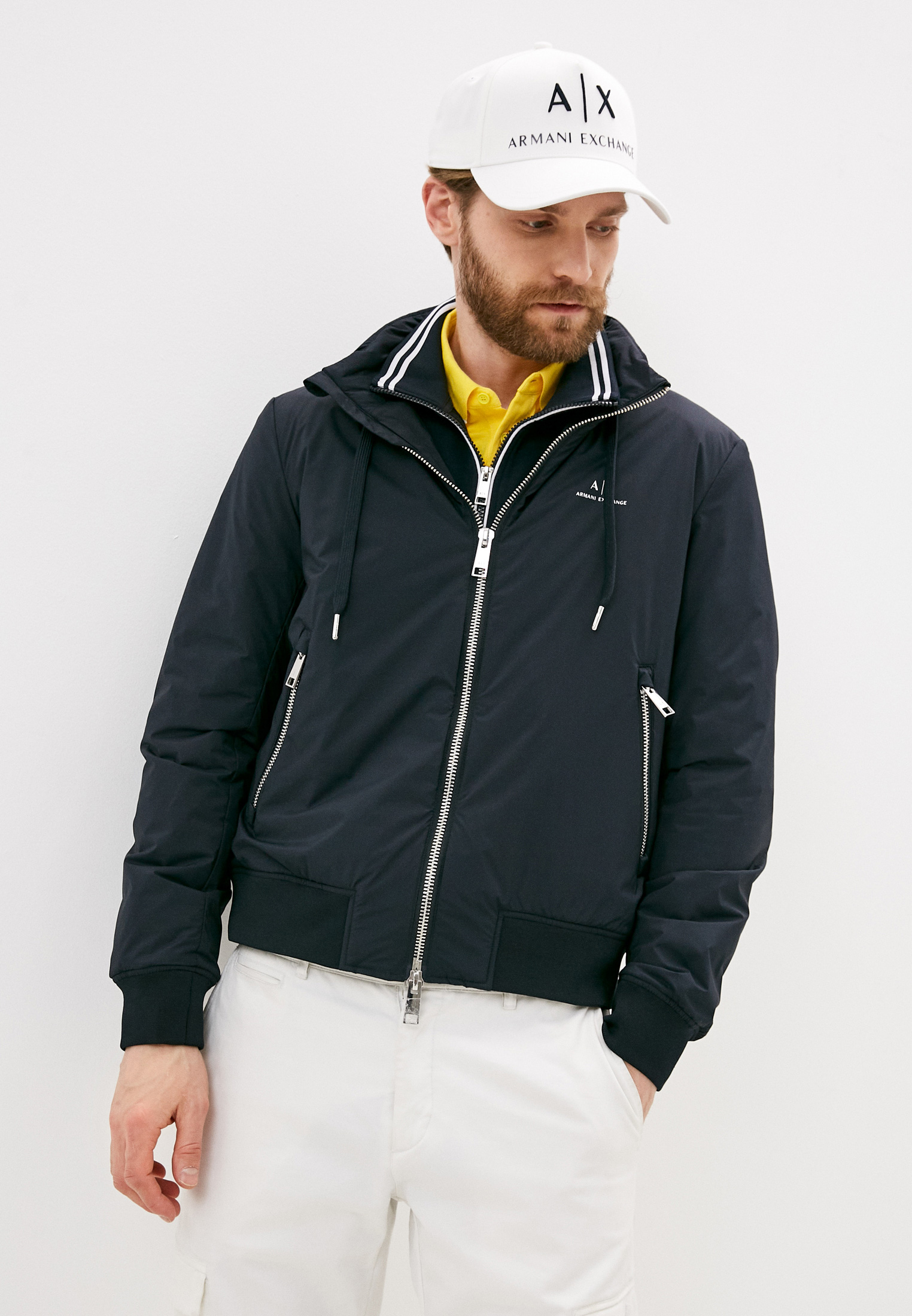Куртка Armani Exchange 8NZB60 ZN97Z
