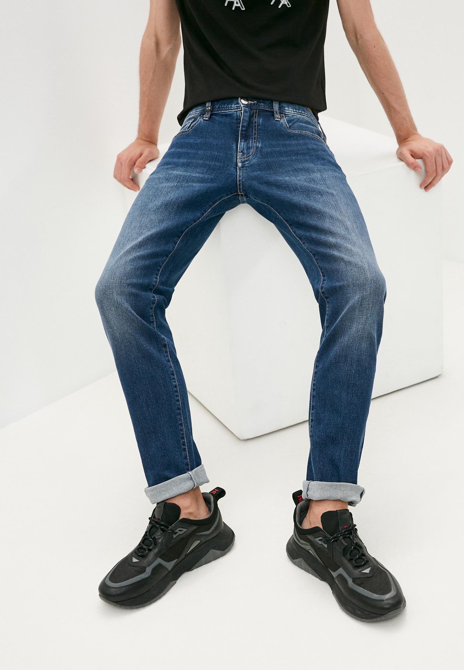 Зауженные джинсы Armani Exchange 8NZJ13 Z3DXZ