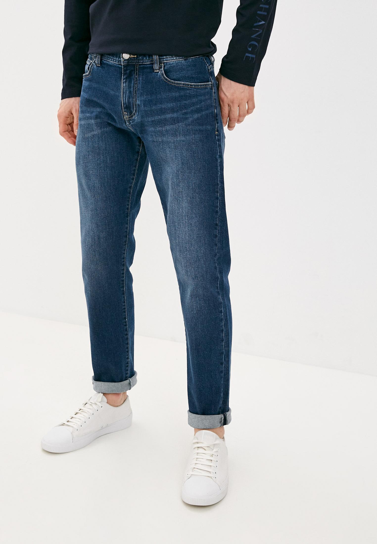 Зауженные джинсы Armani Exchange 8NZJ16 Z3DXZ