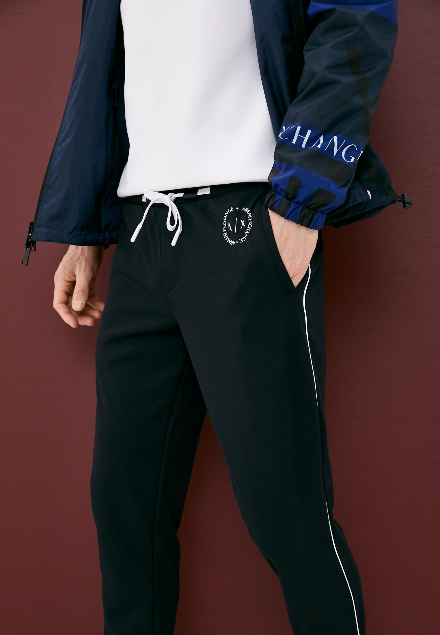 Мужские спортивные брюки Armani Exchange 8NZP91 Z9N1Z: изображение 2