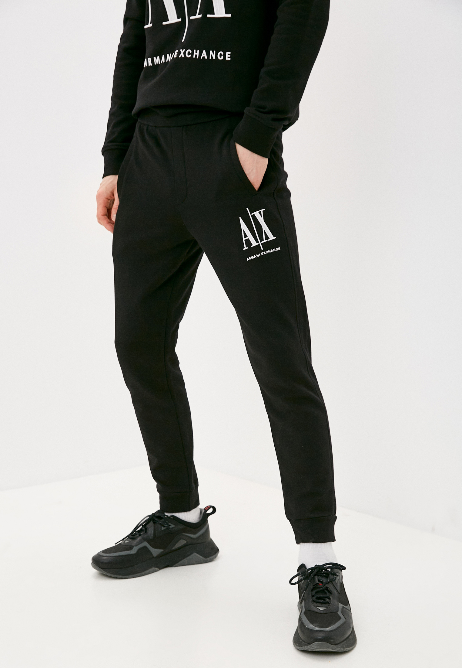 Мужские спортивные брюки Armani Exchange 8NZPPA ZJ1ZZ