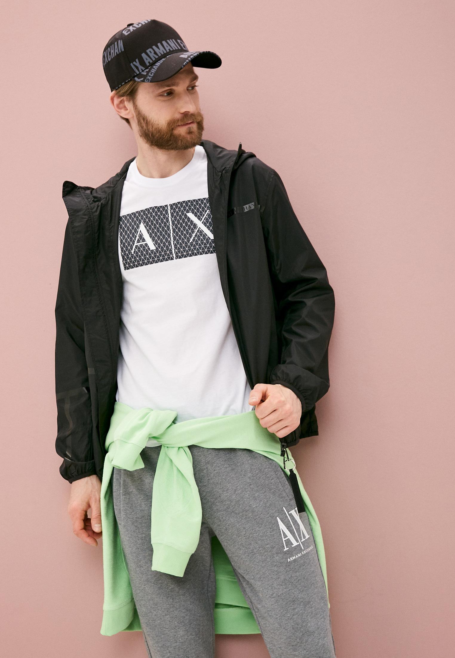 Мужские спортивные брюки Armani Exchange 8NZPPA ZJ1ZZ: изображение 2
