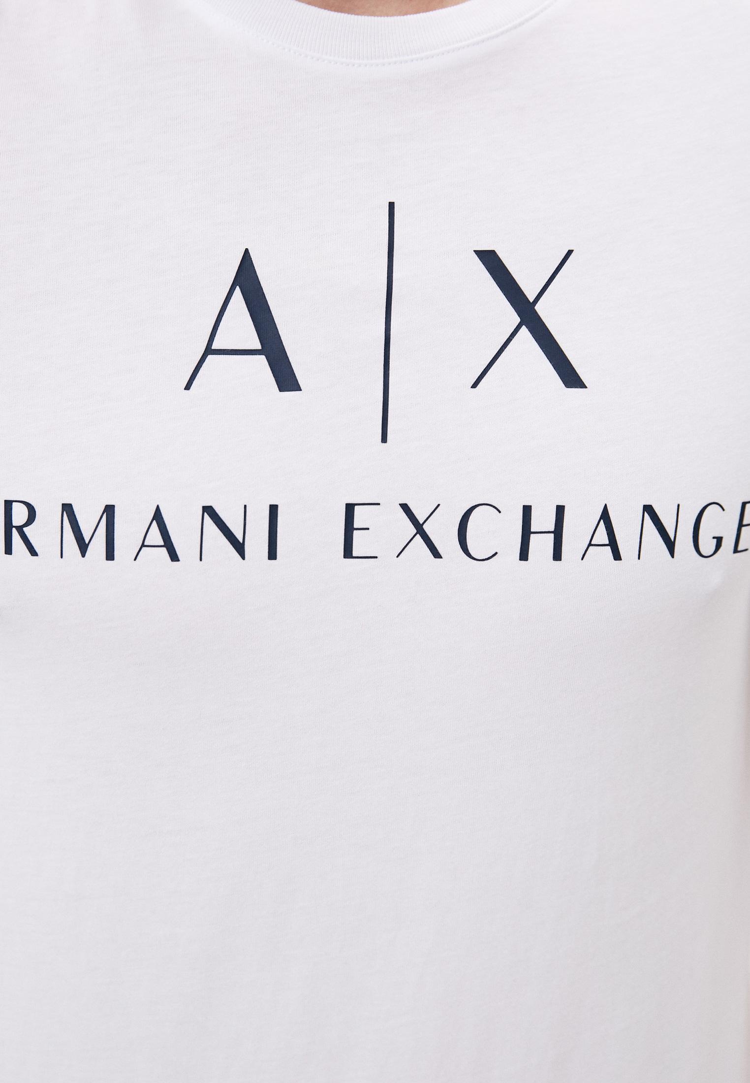 Футболка Armani Exchange 8NZTCJ Z8H4Z: изображение 5