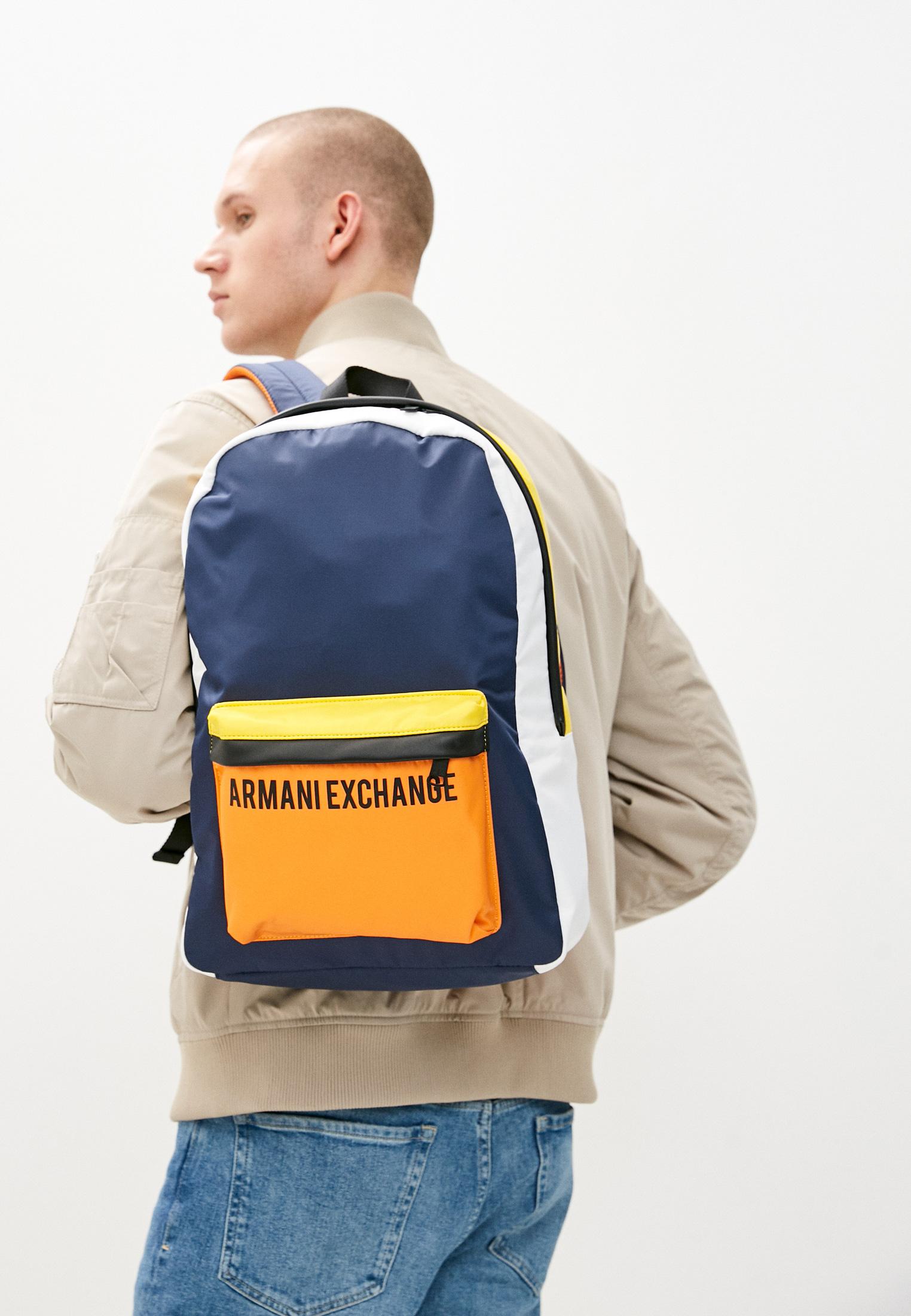 Городской рюкзак Armani Exchange 952315 1P006: изображение 6