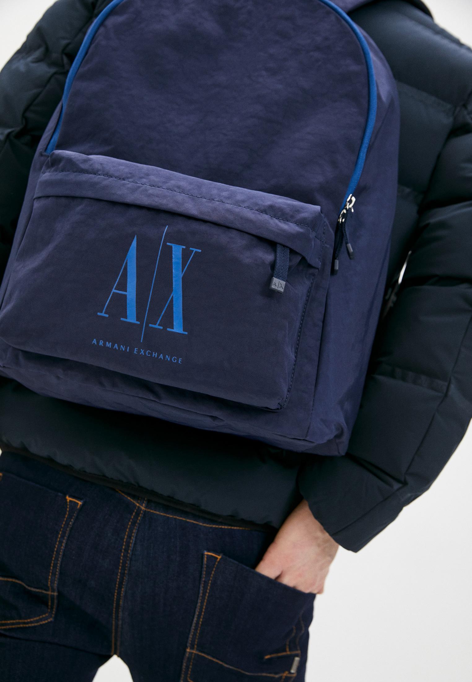 Городской рюкзак Armani Exchange 952339 CC350: изображение 5
