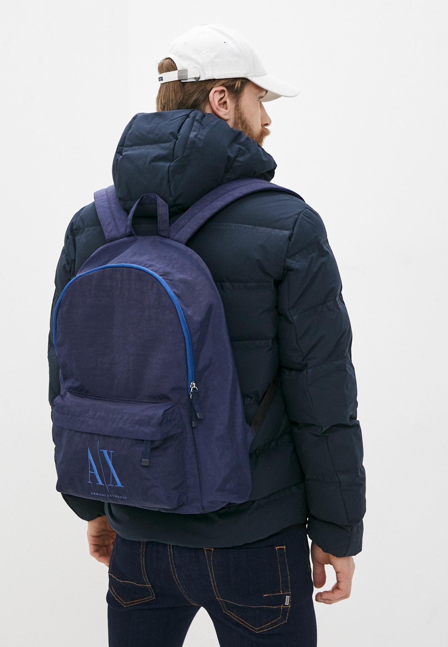 Городской рюкзак Armani Exchange 952339 CC350: изображение 6