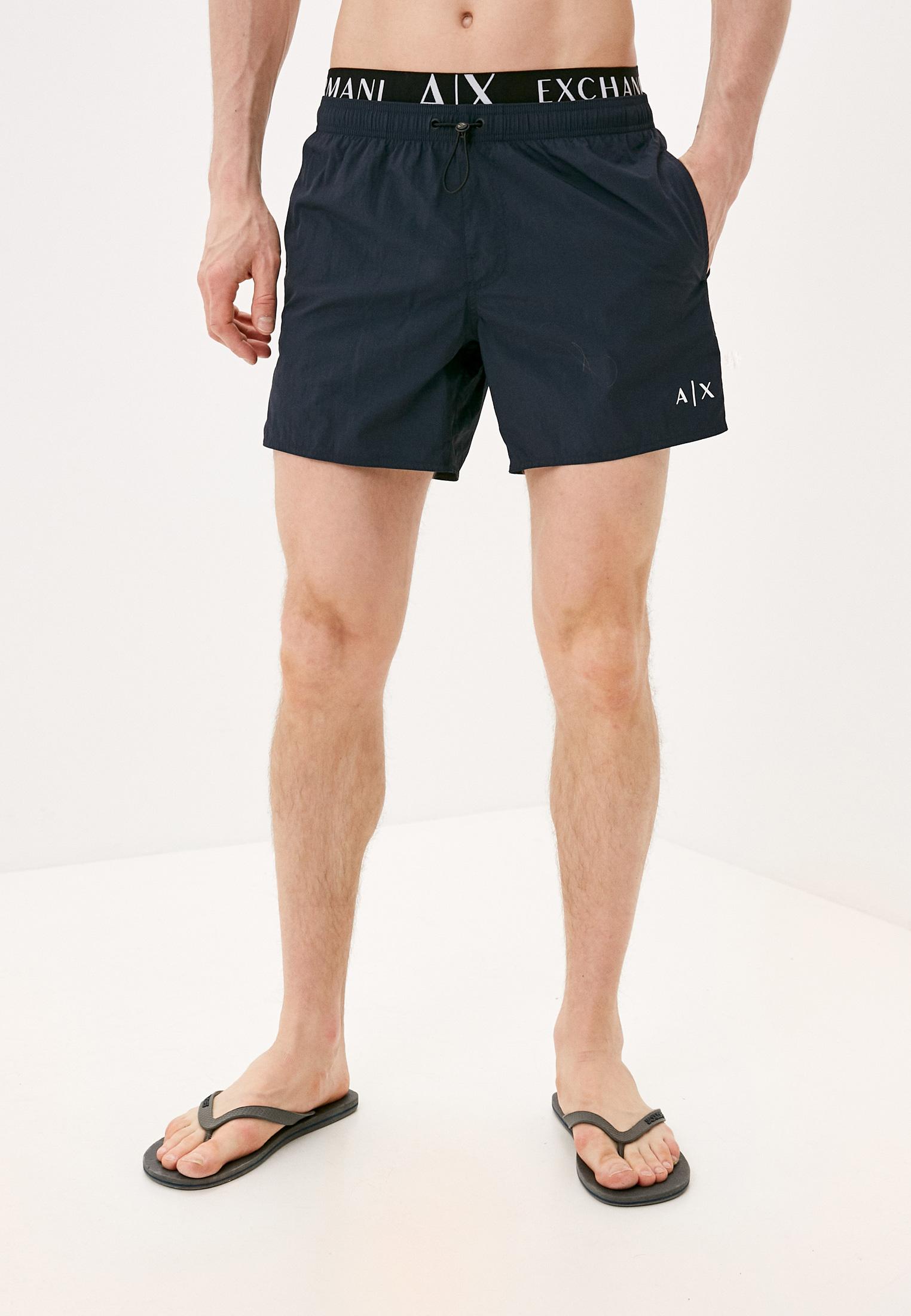 Мужские шорты для плавания Armani Exchange 953020 1P641