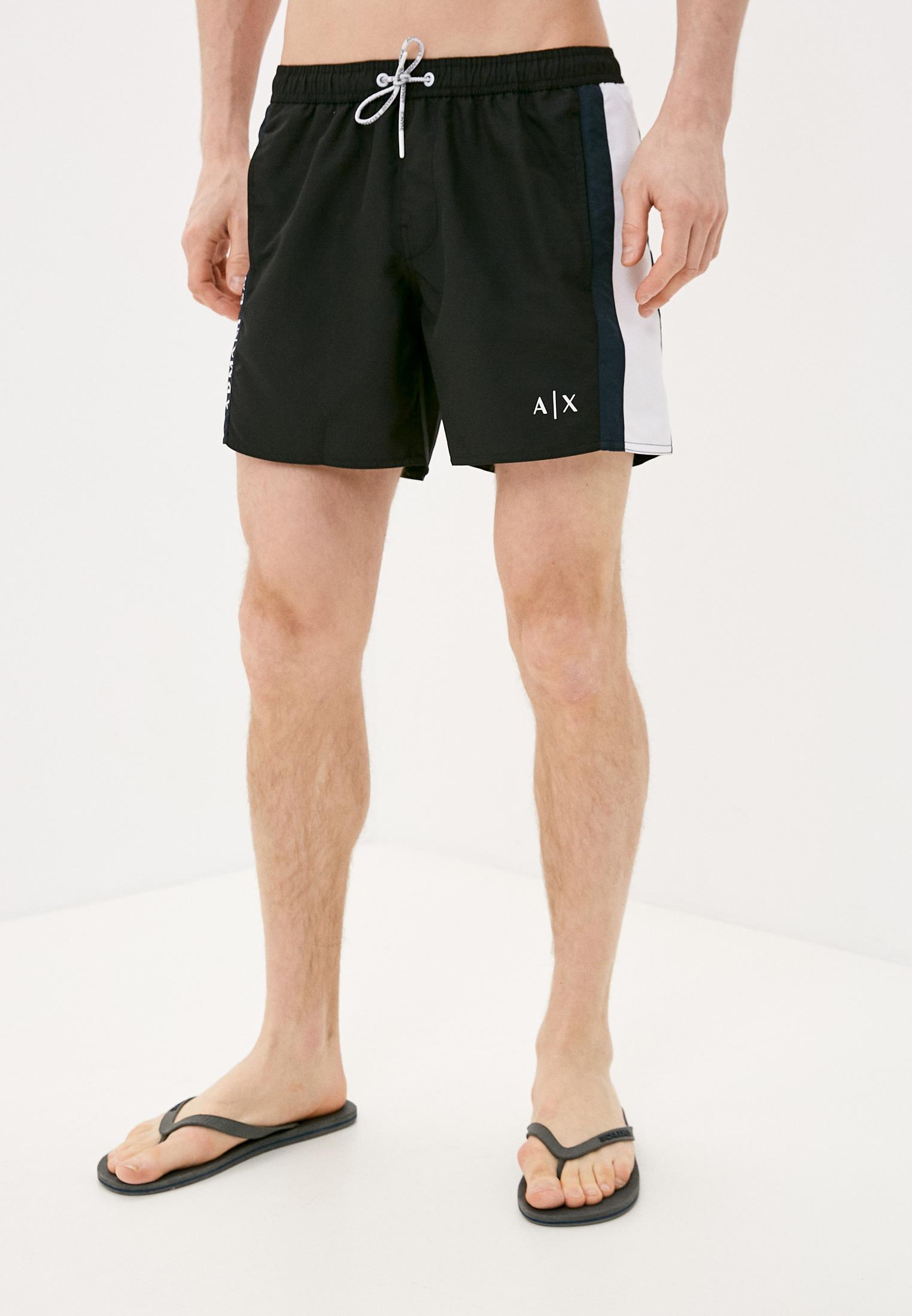 Мужские шорты для плавания Armani Exchange 953024 1P639: изображение 1