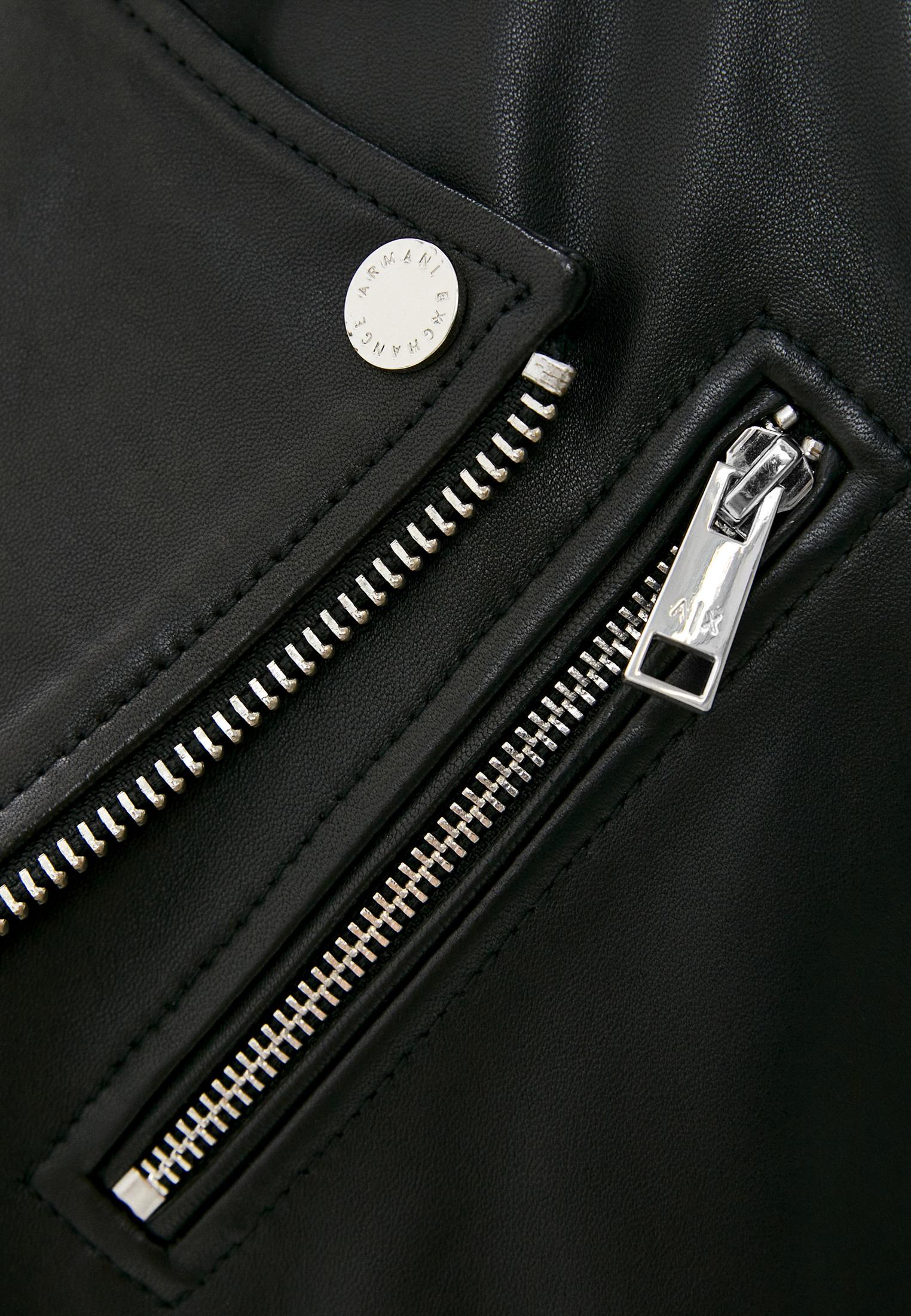Кожаная куртка Armani Exchange A9R01P A9P01: изображение 5