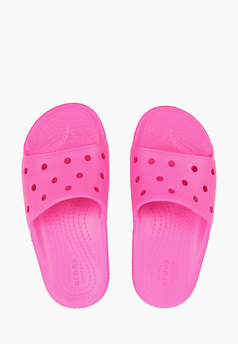 Сланцы Crocs (Крокс) 206396: изображение 4