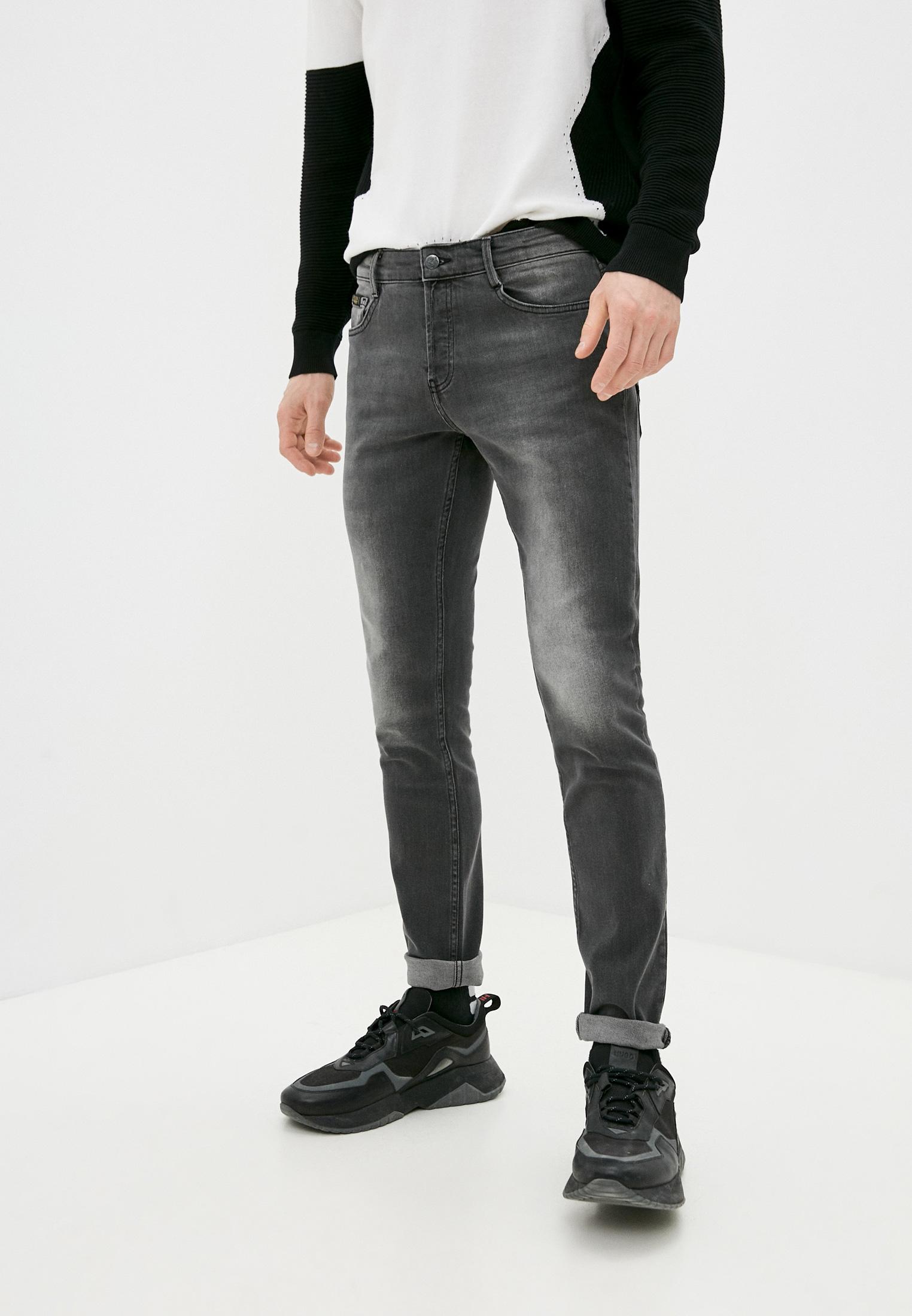 Мужские прямые джинсы Plein Sport Джинсы Plein Sport