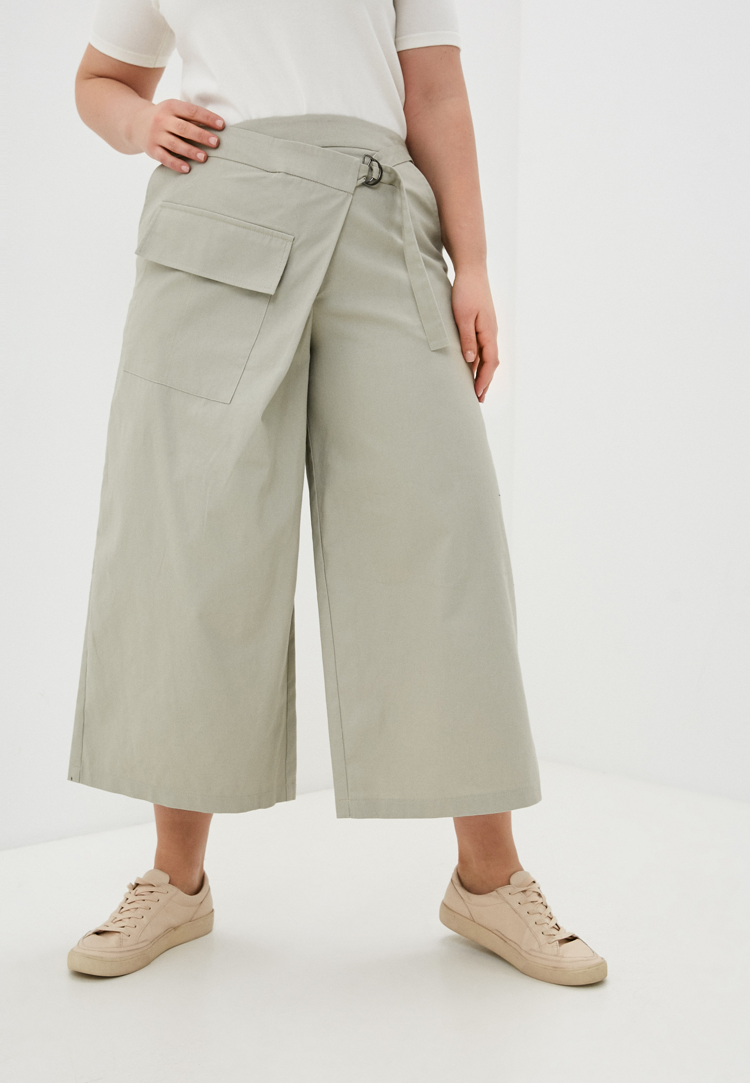 Женские широкие и расклешенные брюки Nataliy Beate Брюки мод.402