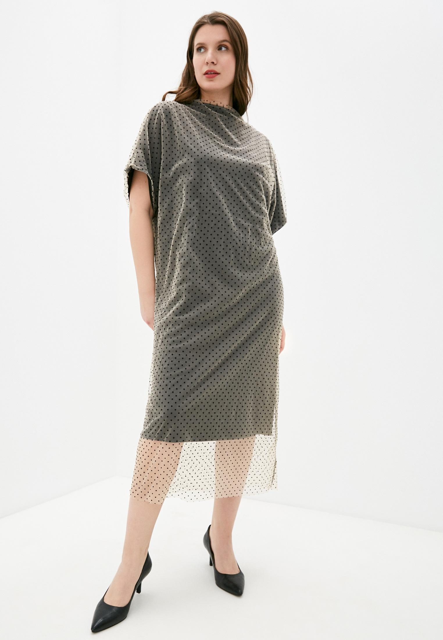 Повседневное платье Nataliy Beate Платье мод.523: изображение 4