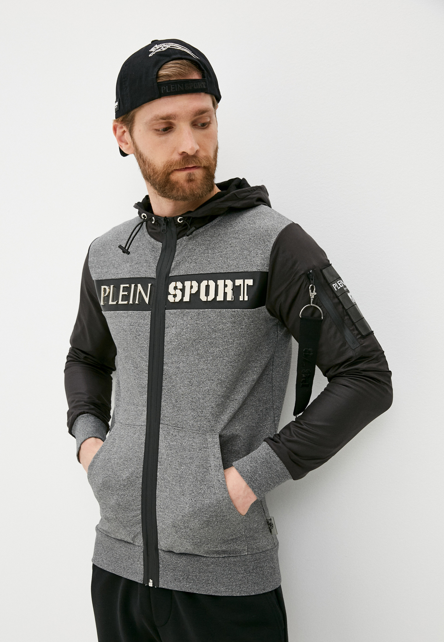 Толстовка Plein Sport S18CMJB0342SJO001N