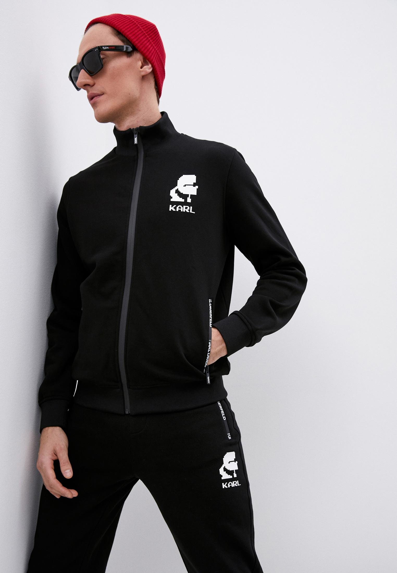 Олимпийка Karl Lagerfeld (Карл Лагерфельд) 705003 511900