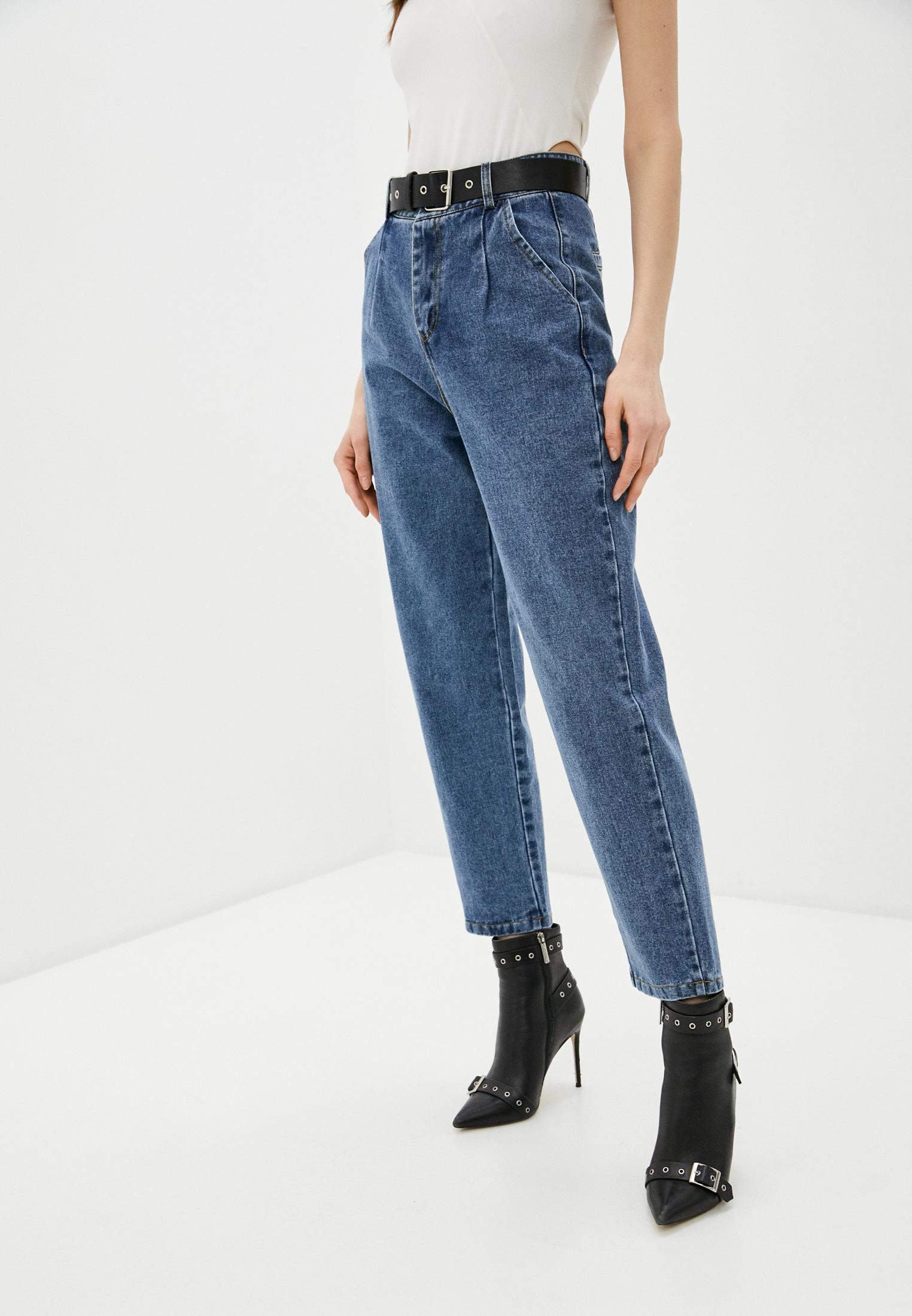 Прямые джинсы TrendyAngel Джинсы TrendyAngel