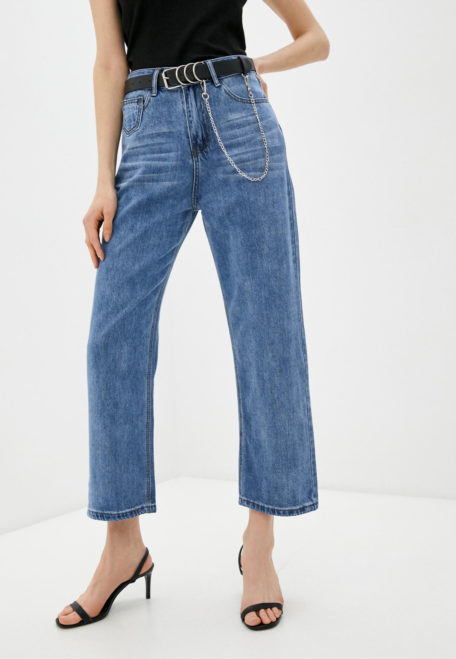 Прямые джинсы TrendyAngel ТАO21TR0011