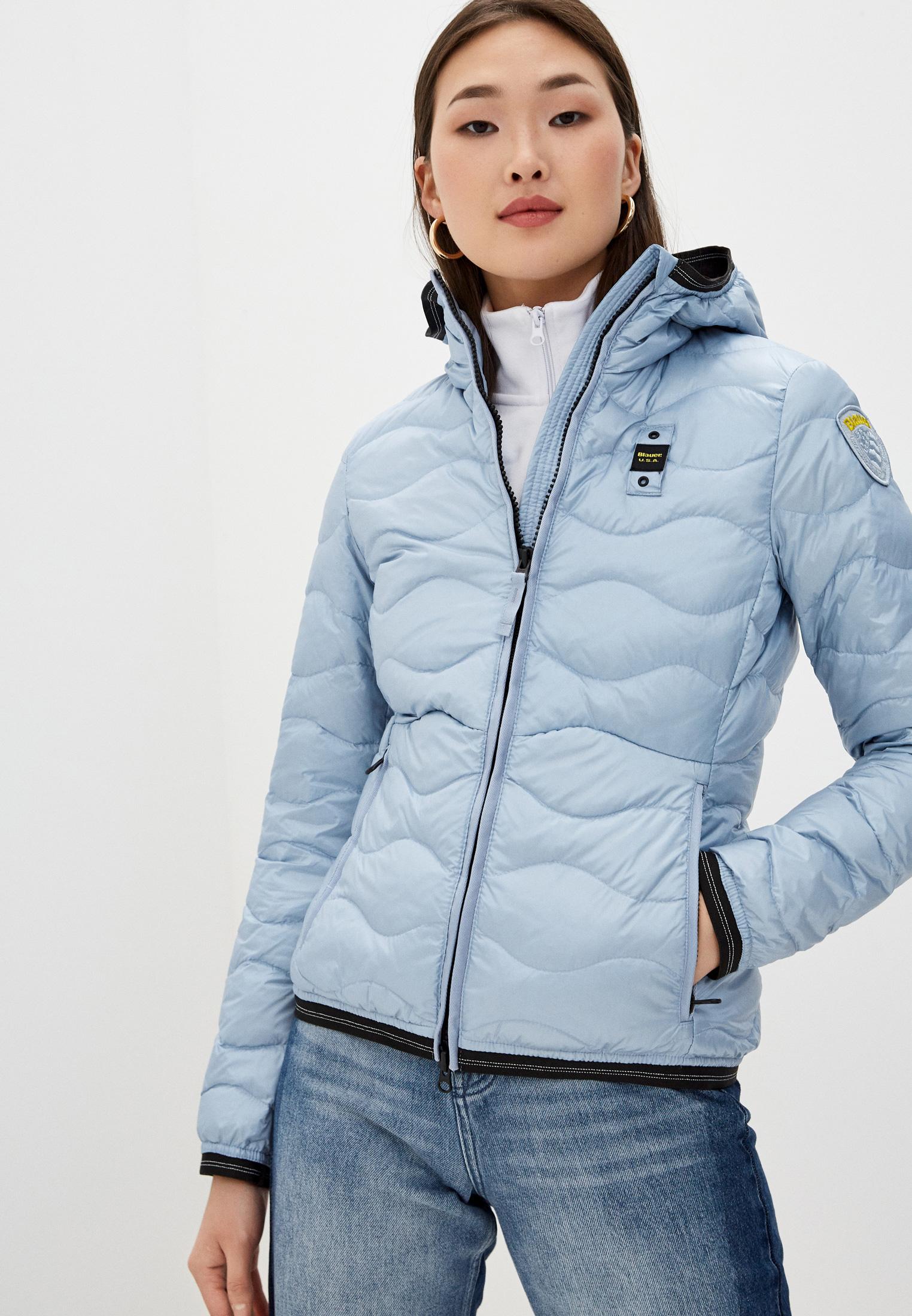 Утепленная куртка Blauer usa 21SBLDC03027