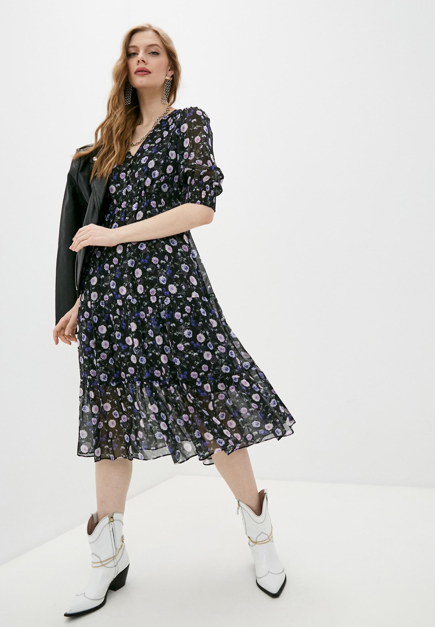 Повседневное платье The Kooples FROB22086K: изображение 1