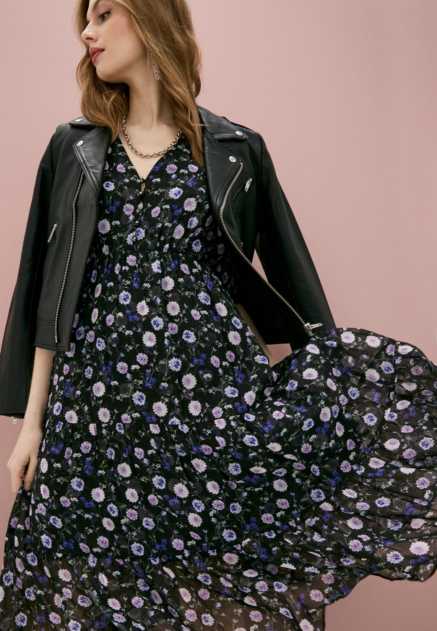 Повседневное платье The Kooples FROB22086K: изображение 2