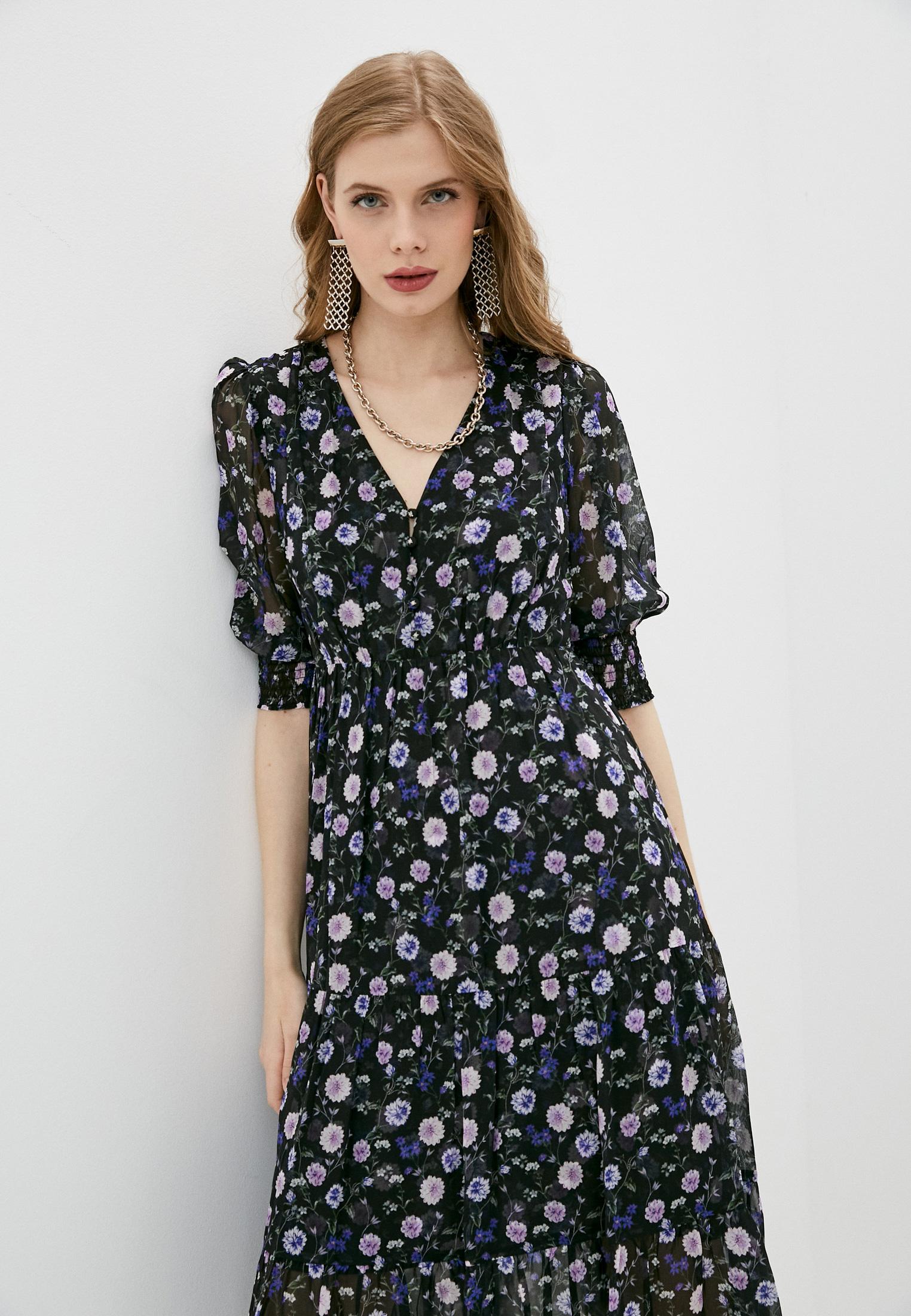Повседневное платье The Kooples FROB22086K: изображение 3