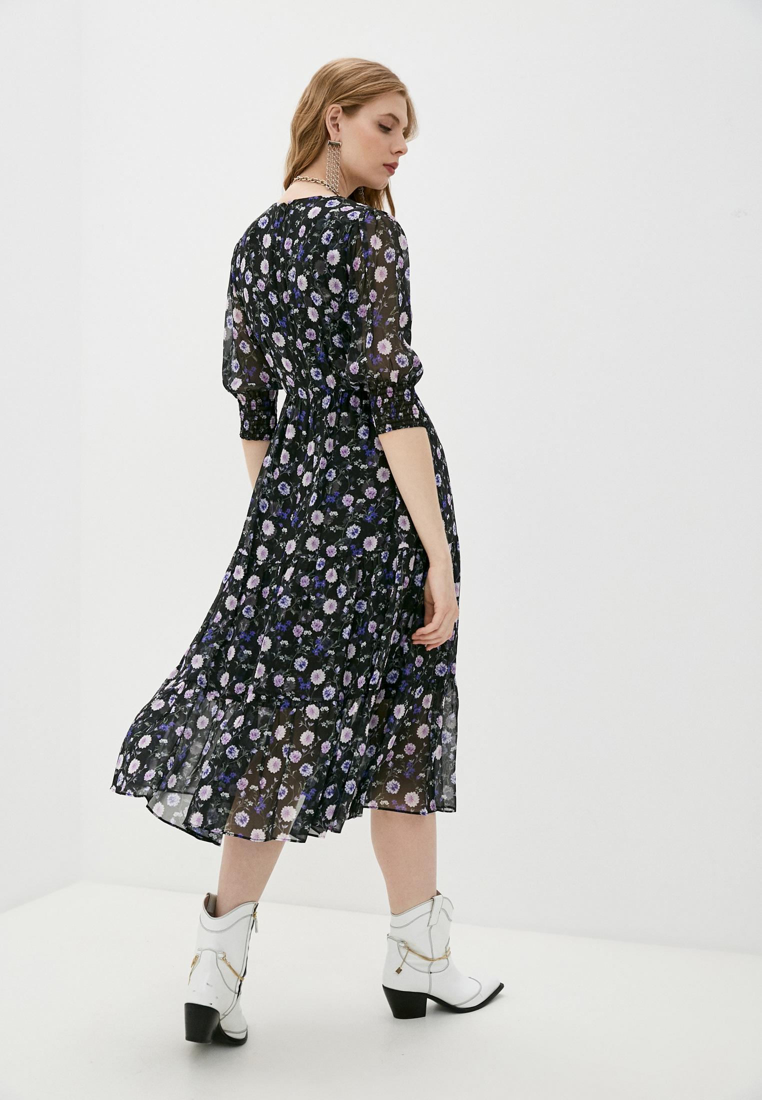 Повседневное платье The Kooples FROB22086K: изображение 4