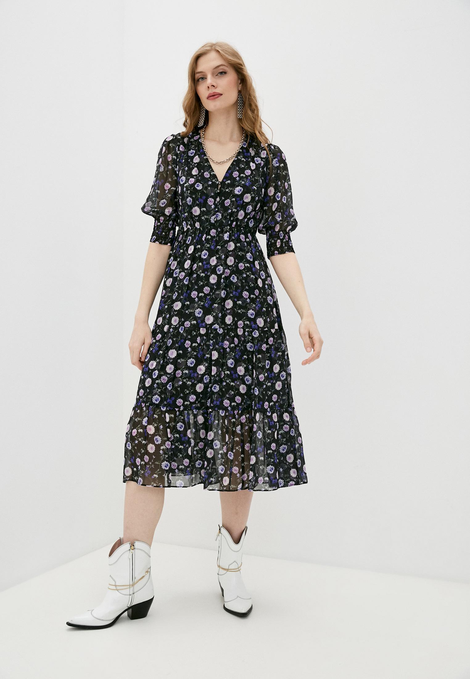 Повседневное платье The Kooples FROB22086K: изображение 5