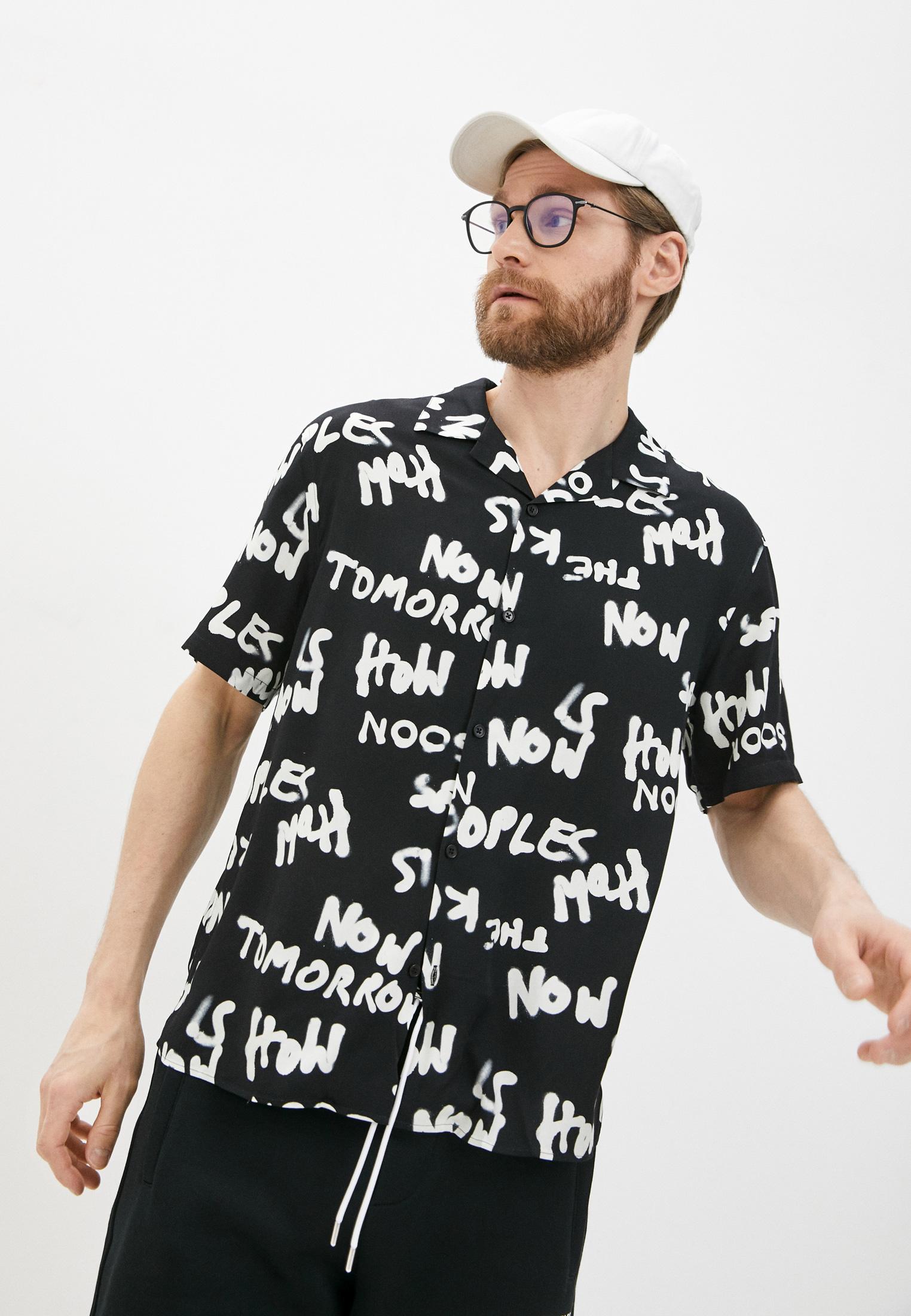 Рубашка с коротким рукавом The Kooples Sport Рубашка The Kooples Sport