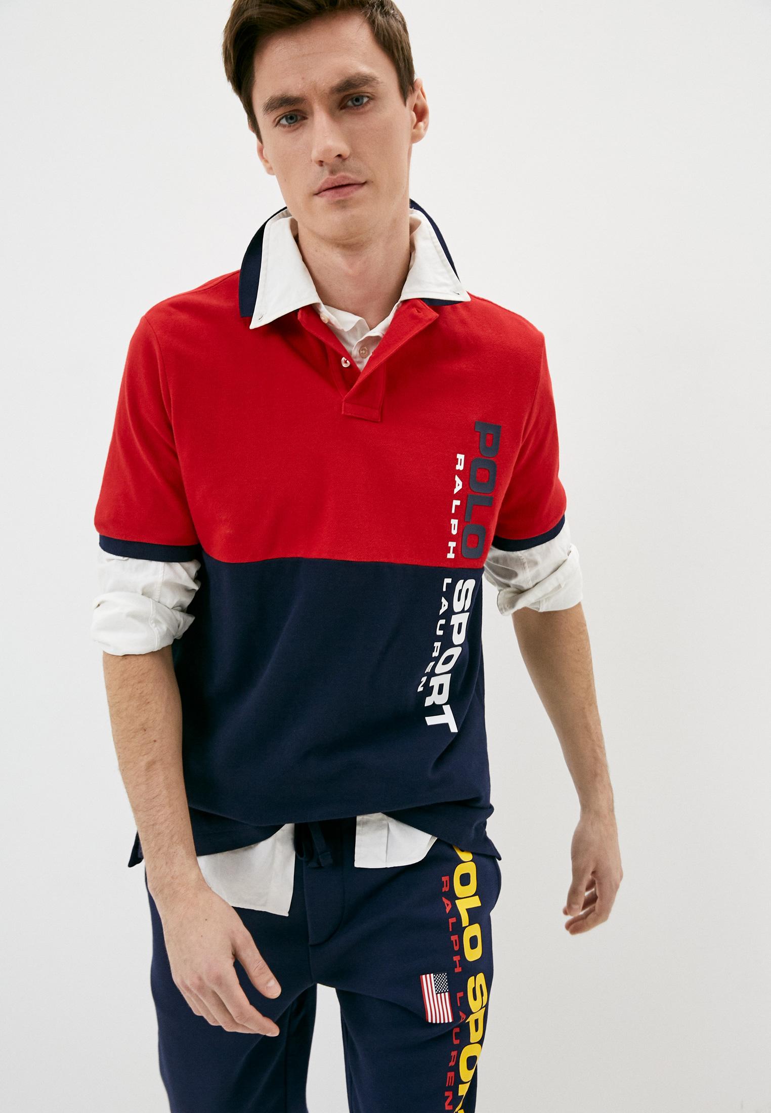 Мужские поло Polo Ralph Lauren (Поло Ральф Лорен) 710835563001