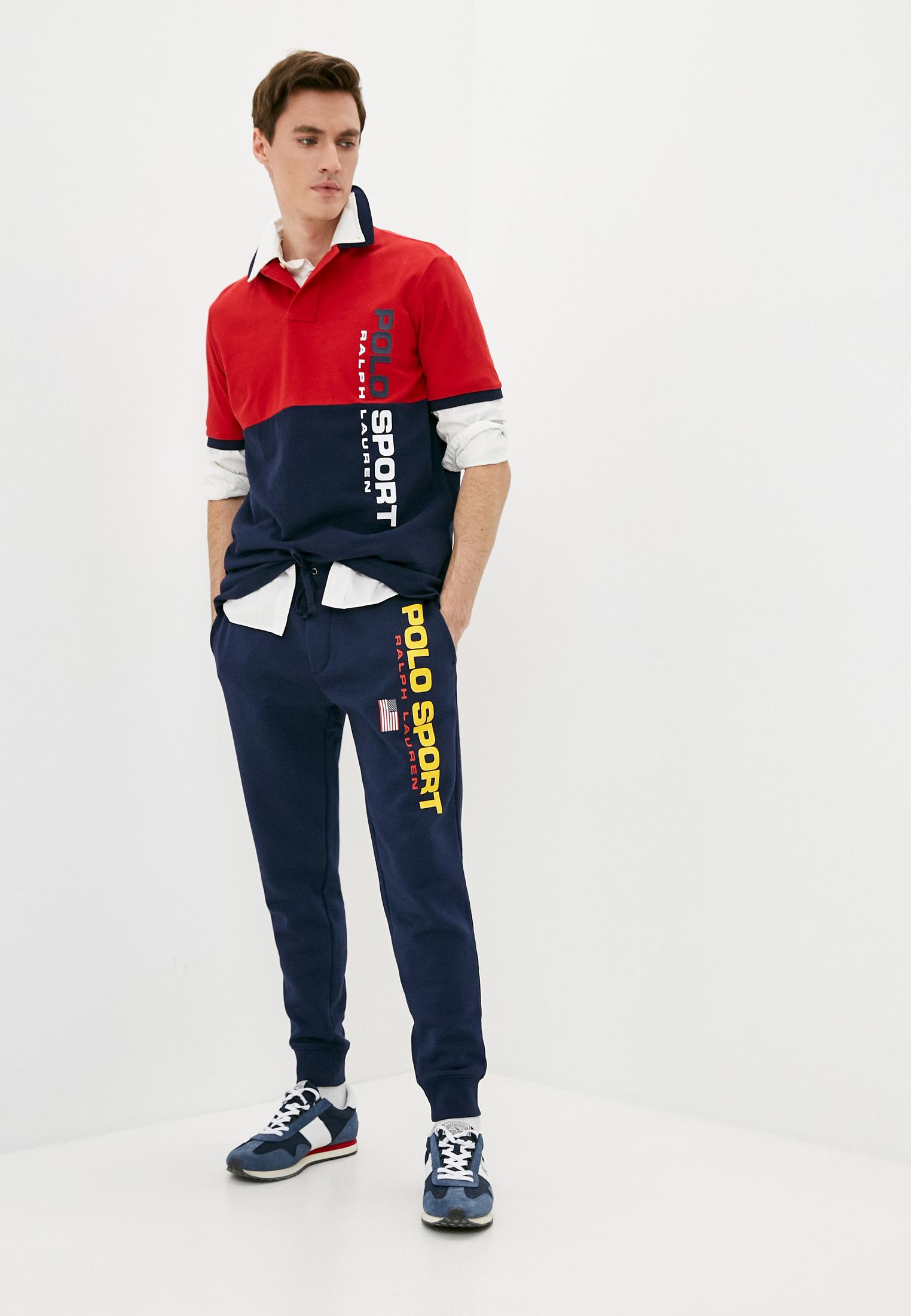 Мужские поло Polo Ralph Lauren (Поло Ральф Лорен) 710835563001: изображение 3
