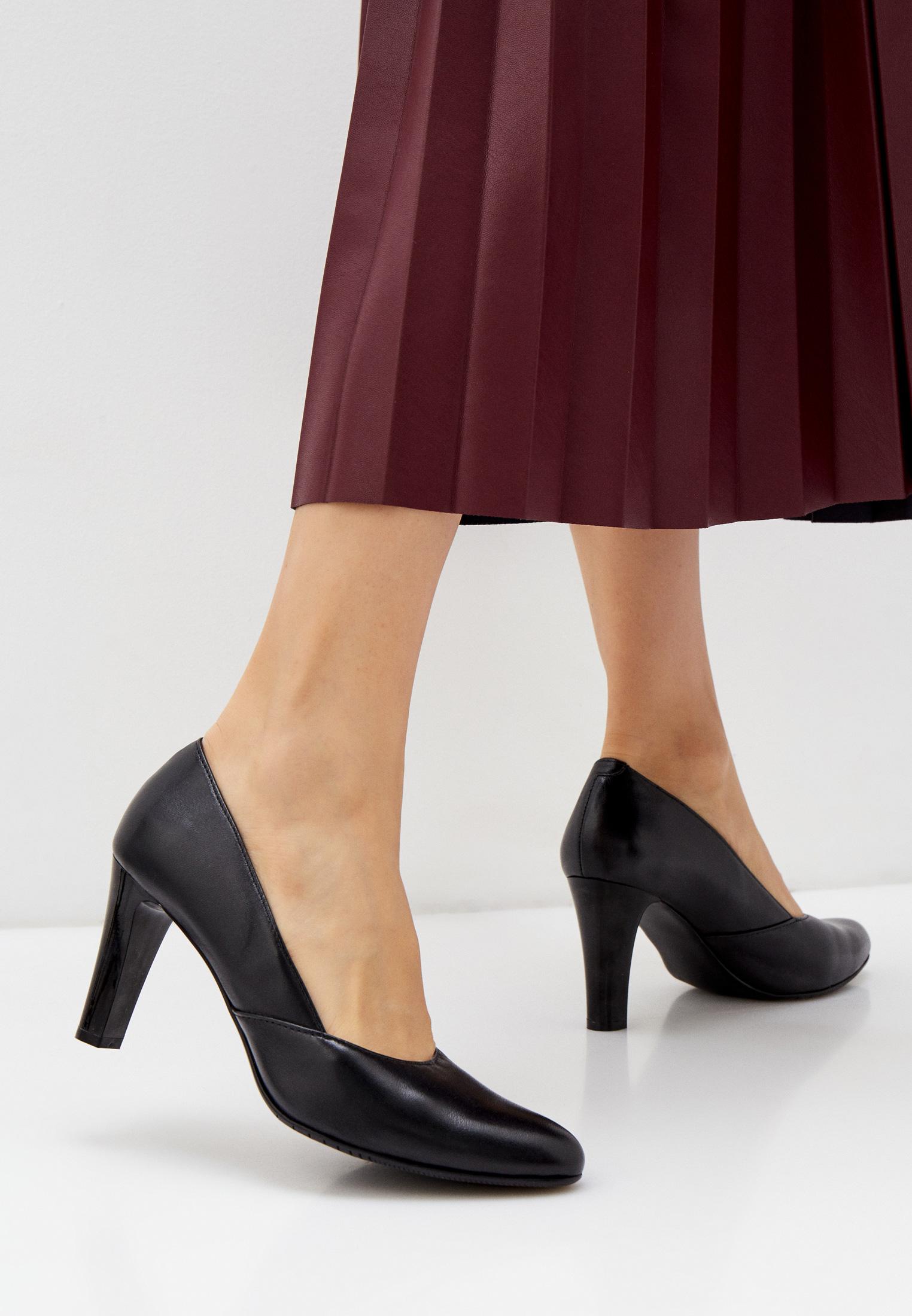 Женские туфли Юничел 5F7301: изображение 6