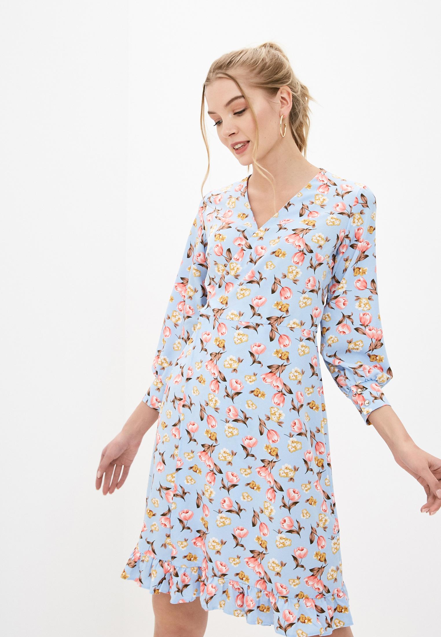Платье Pink Orange PO21-13681