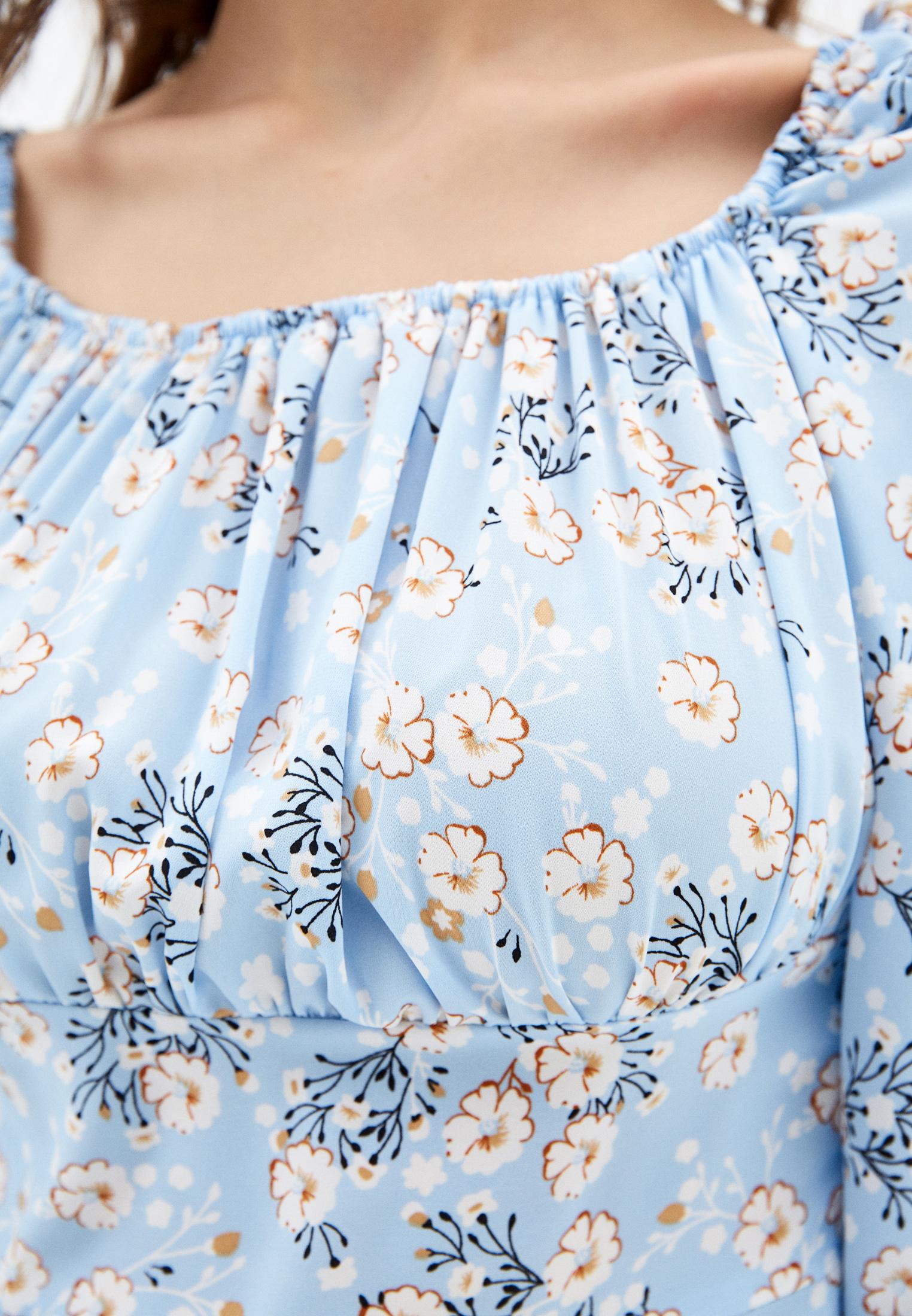 Платье Pink Orange PO21-13692-2: изображение 4
