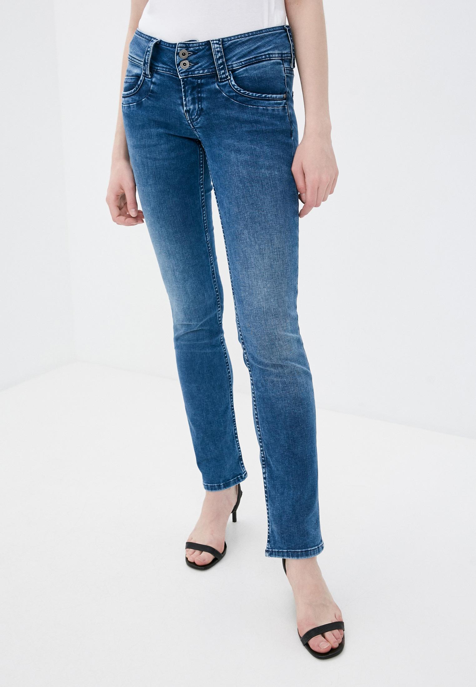 Прямые джинсы Pepe Jeans (Пепе Джинс) PL201157DF9