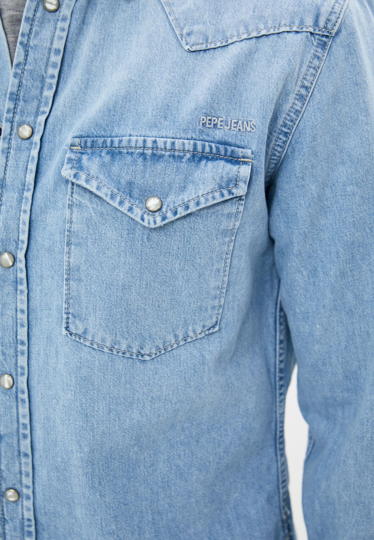 Рубашка Pepe Jeans (Пепе Джинс) PM307018: изображение 4