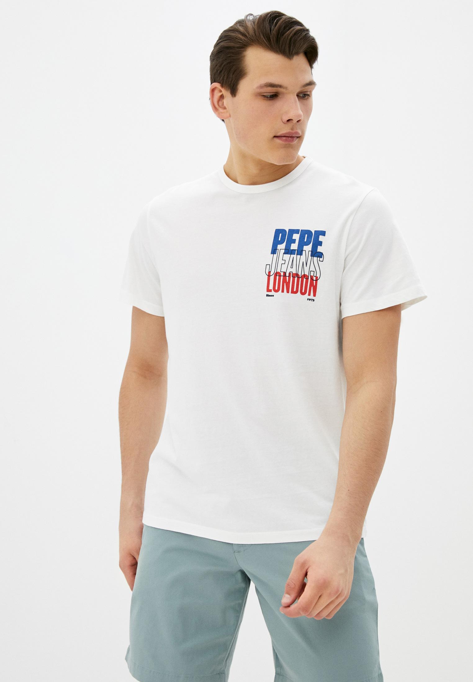 Футболка с коротким рукавом Pepe Jeans (Пепе Джинс) PM507741