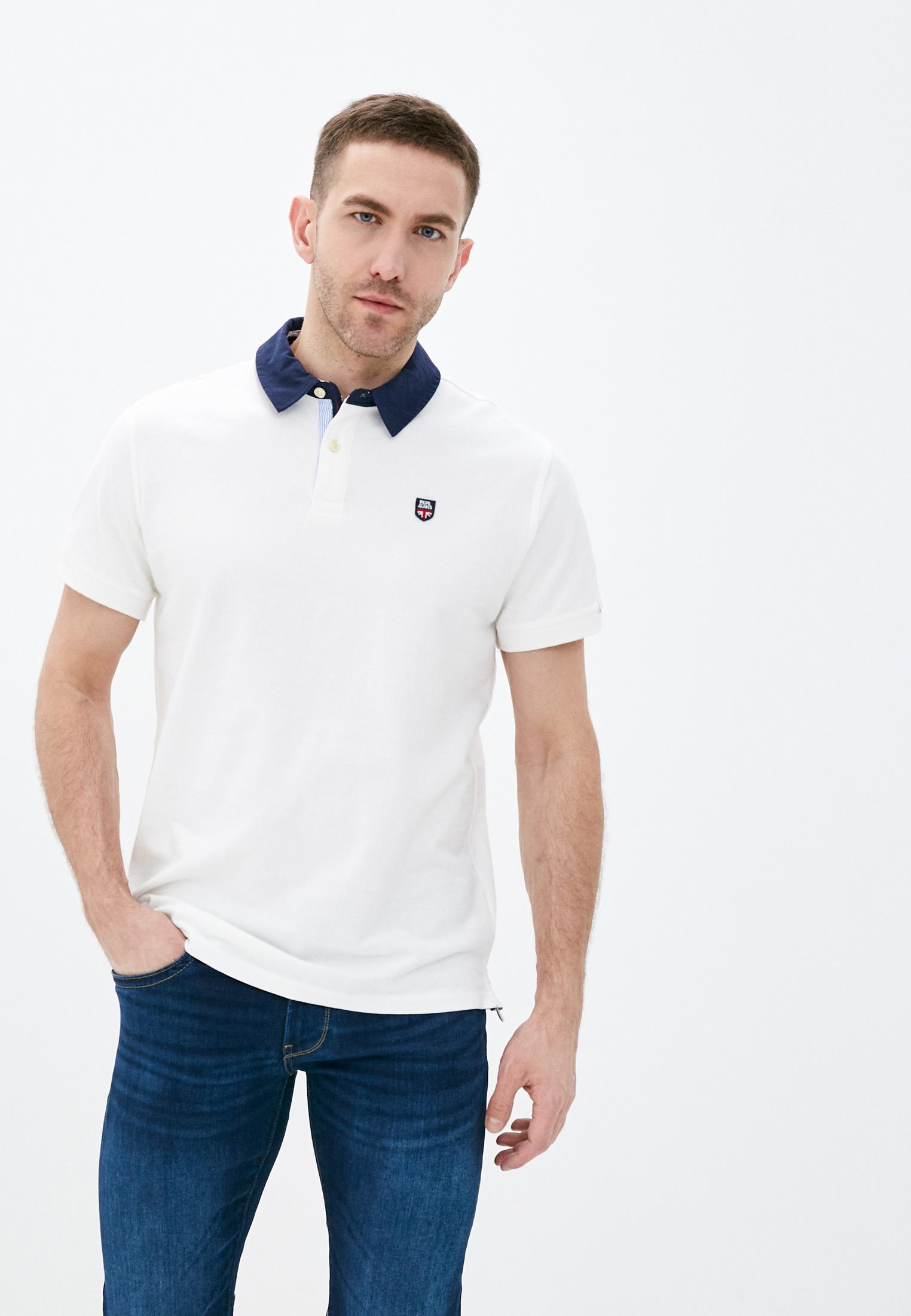 Мужские поло Pepe Jeans (Пепе Джинс) PM541208