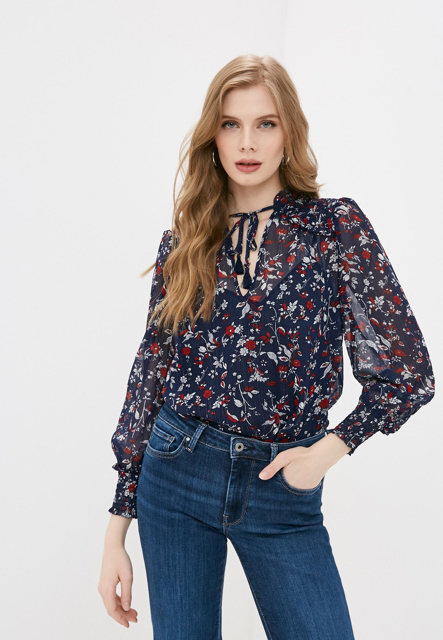 Блуза Pepe Jeans (Пепе Джинс) PL303960: изображение 1