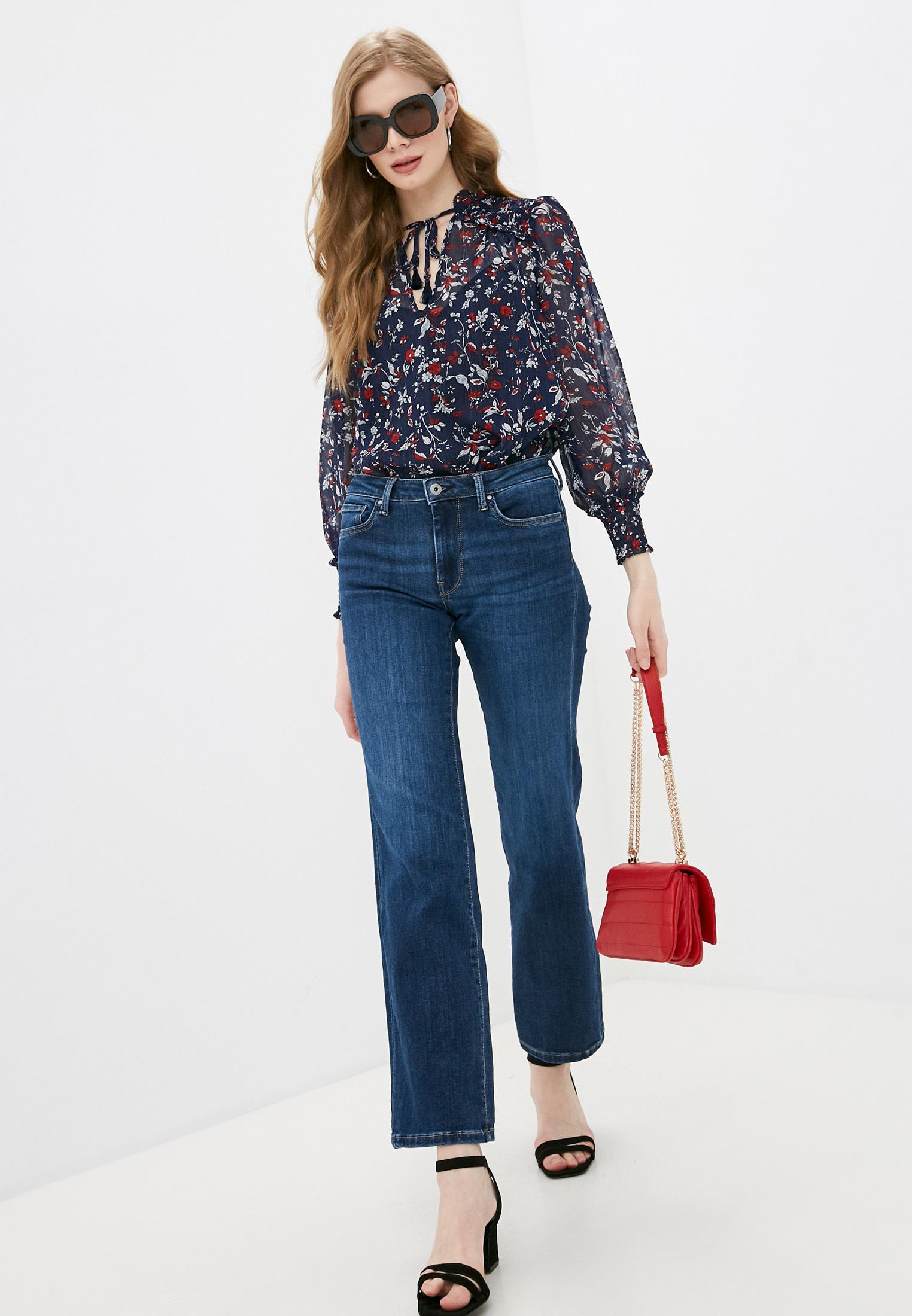 Блуза Pepe Jeans (Пепе Джинс) PL303960: изображение 2