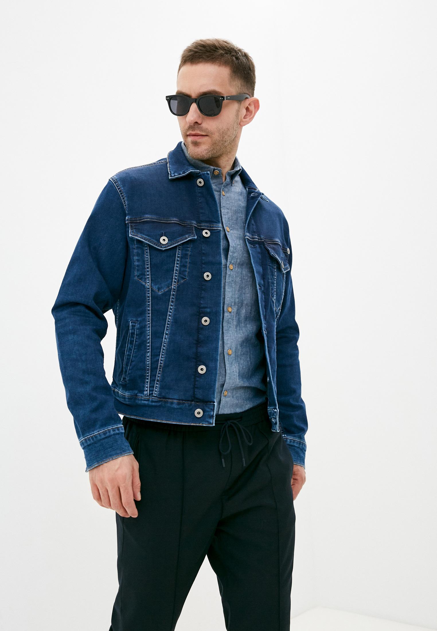 Джинсовая куртка Pepe Jeans (Пепе Джинс) PM400908HG4: изображение 1