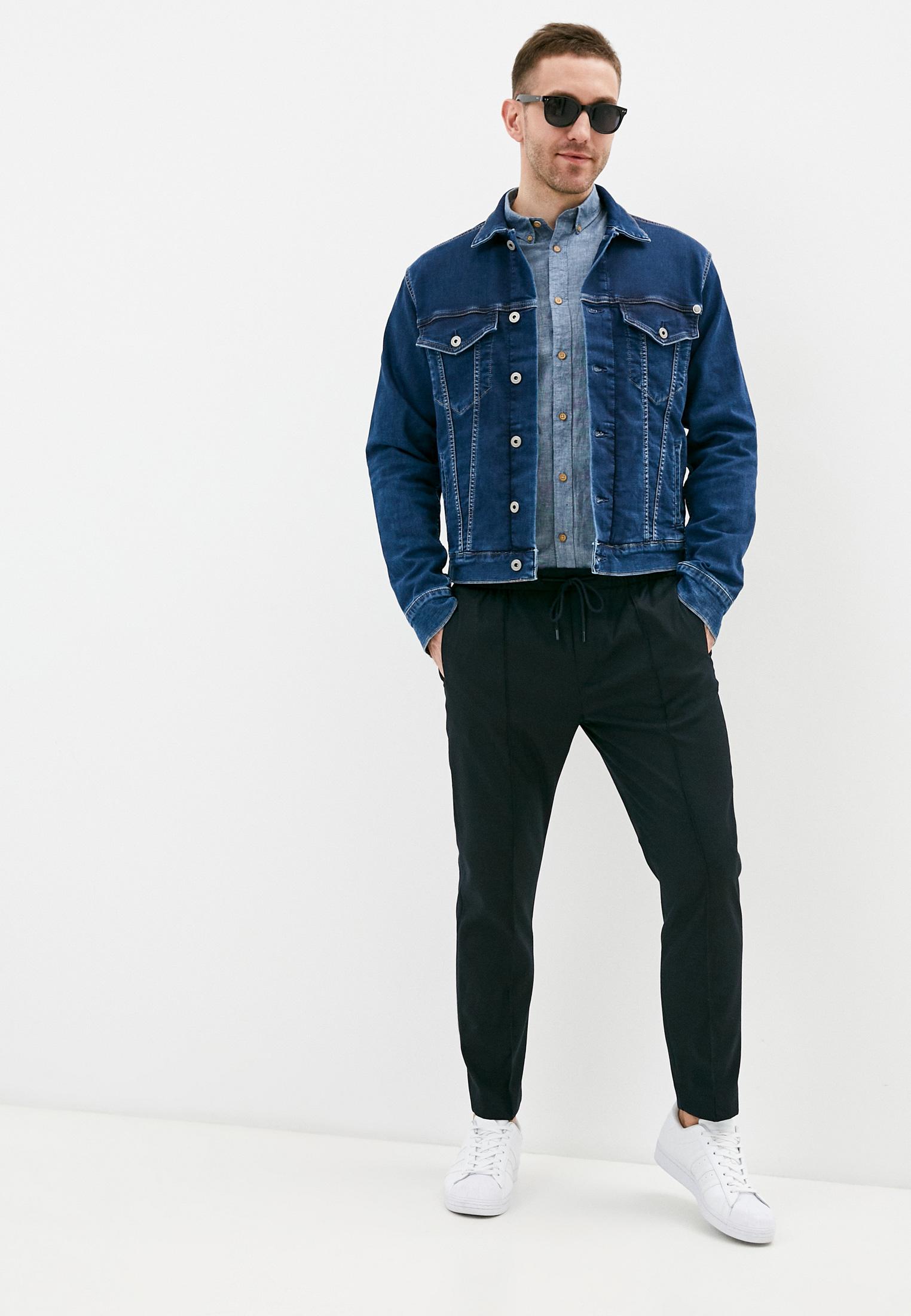 Джинсовая куртка Pepe Jeans (Пепе Джинс) PM400908HG4: изображение 2