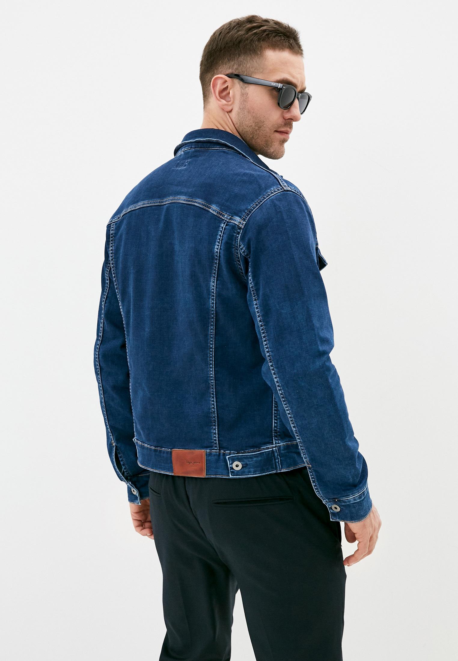 Джинсовая куртка Pepe Jeans (Пепе Джинс) PM400908HG4: изображение 3