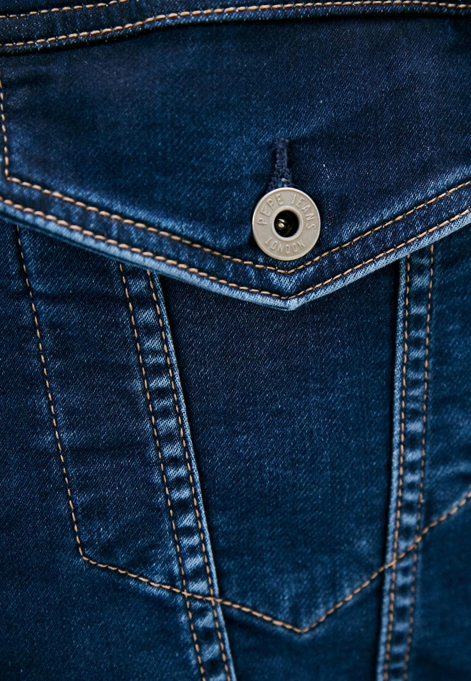 Джинсовая куртка Pepe Jeans (Пепе Джинс) PM400908HG4: изображение 4