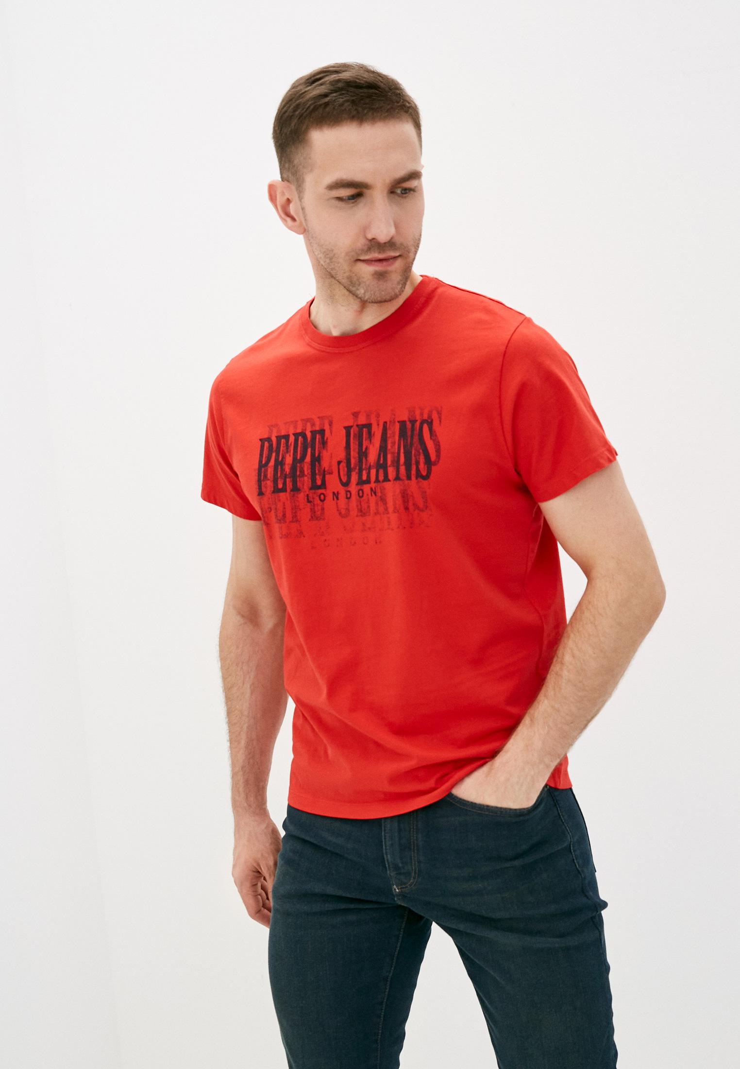 Футболка с коротким рукавом Pepe Jeans (Пепе Джинс) PM507286