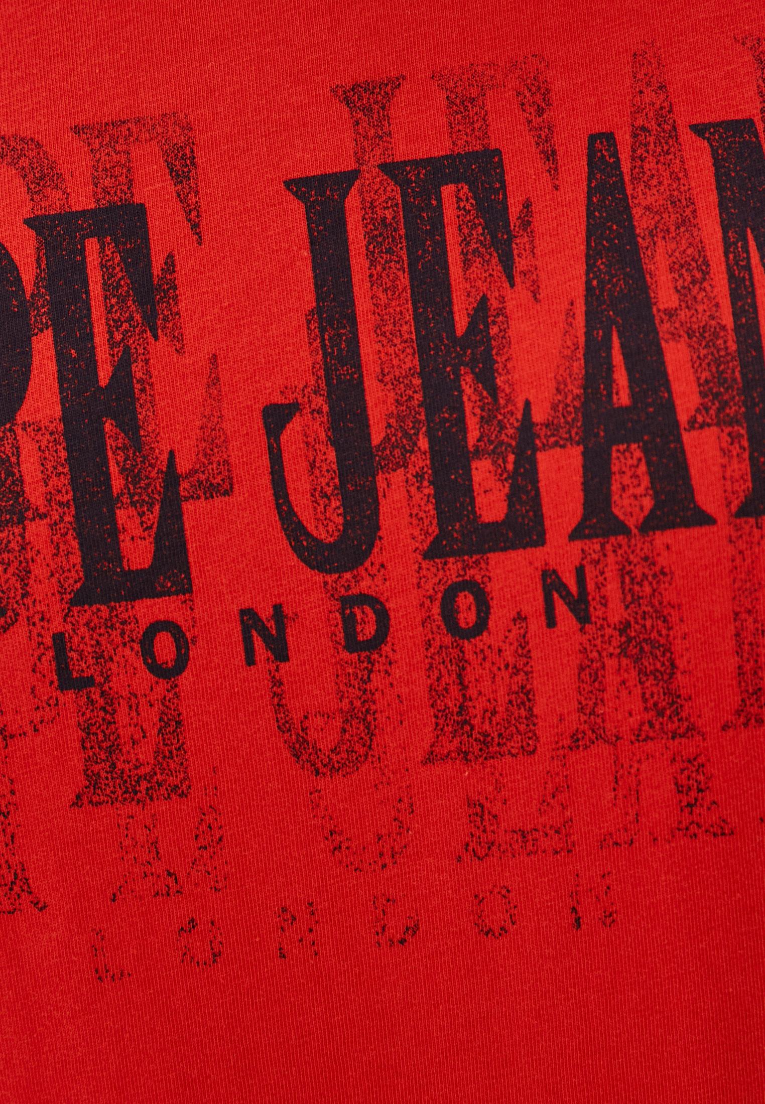 Футболка с коротким рукавом Pepe Jeans (Пепе Джинс) PM507286: изображение 3