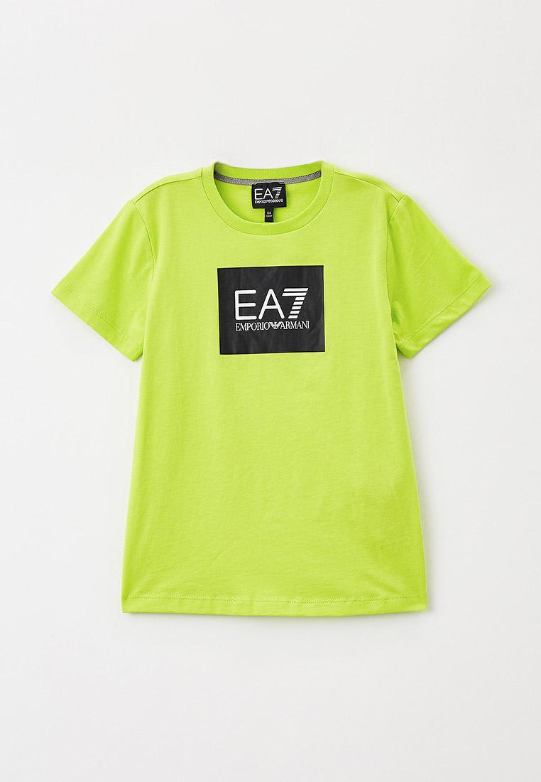 Футболка EA7 3KBT59