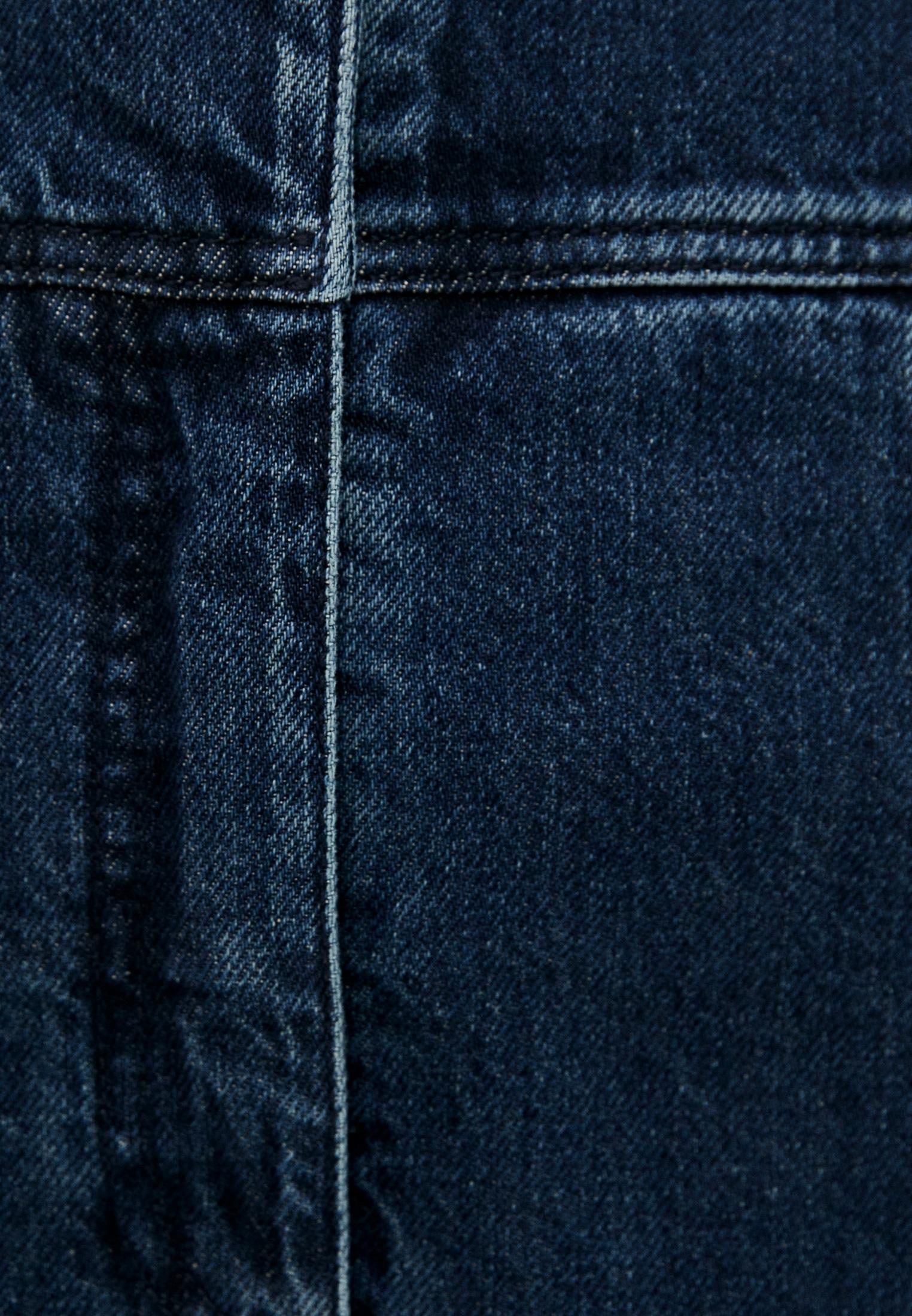 Джинсовая юбка Alberta Ferretti A01131678: изображение 5