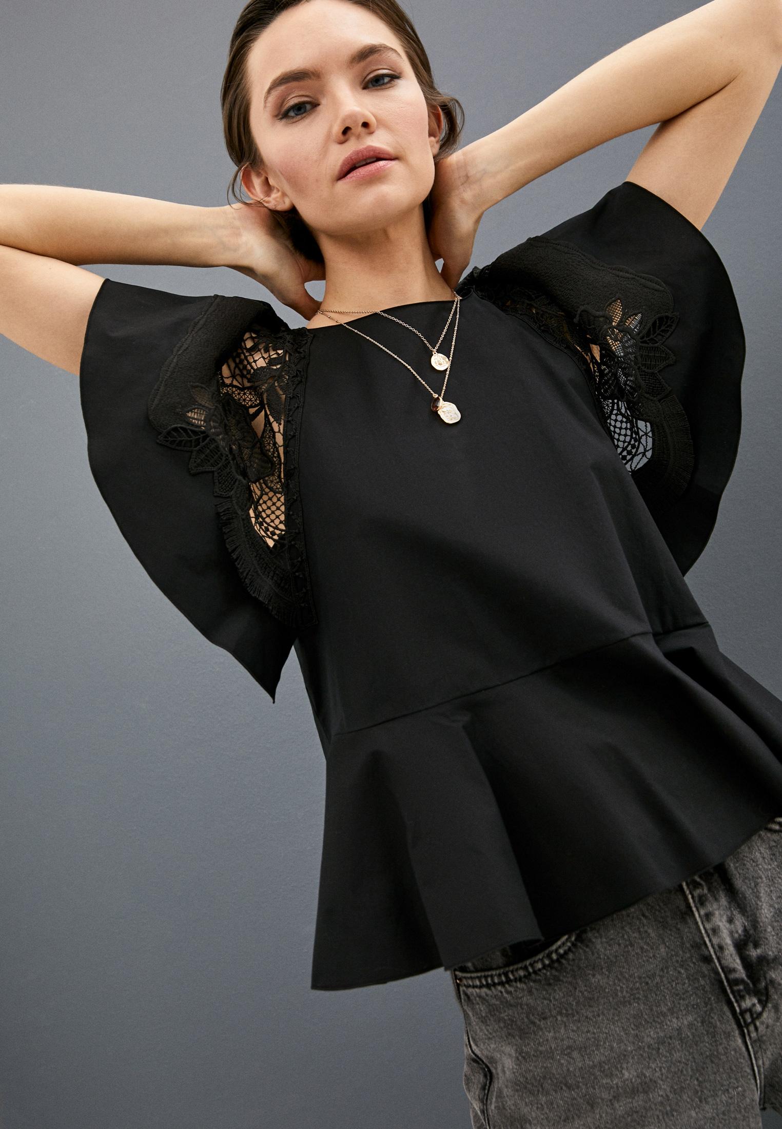 Блуза Alberta Ferretti A02081623: изображение 2