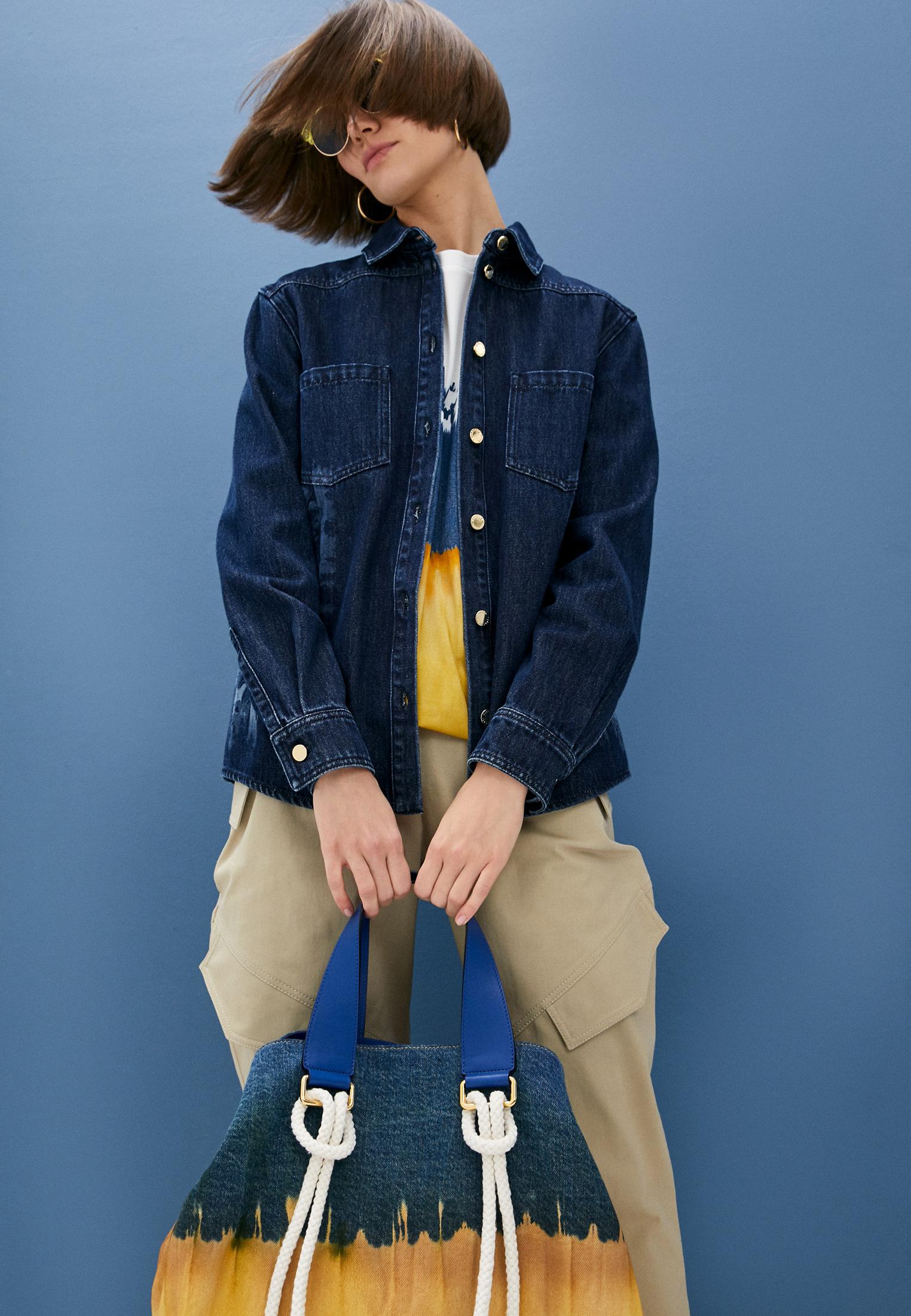 Рубашка Alberta Ferretti A02151678: изображение 2